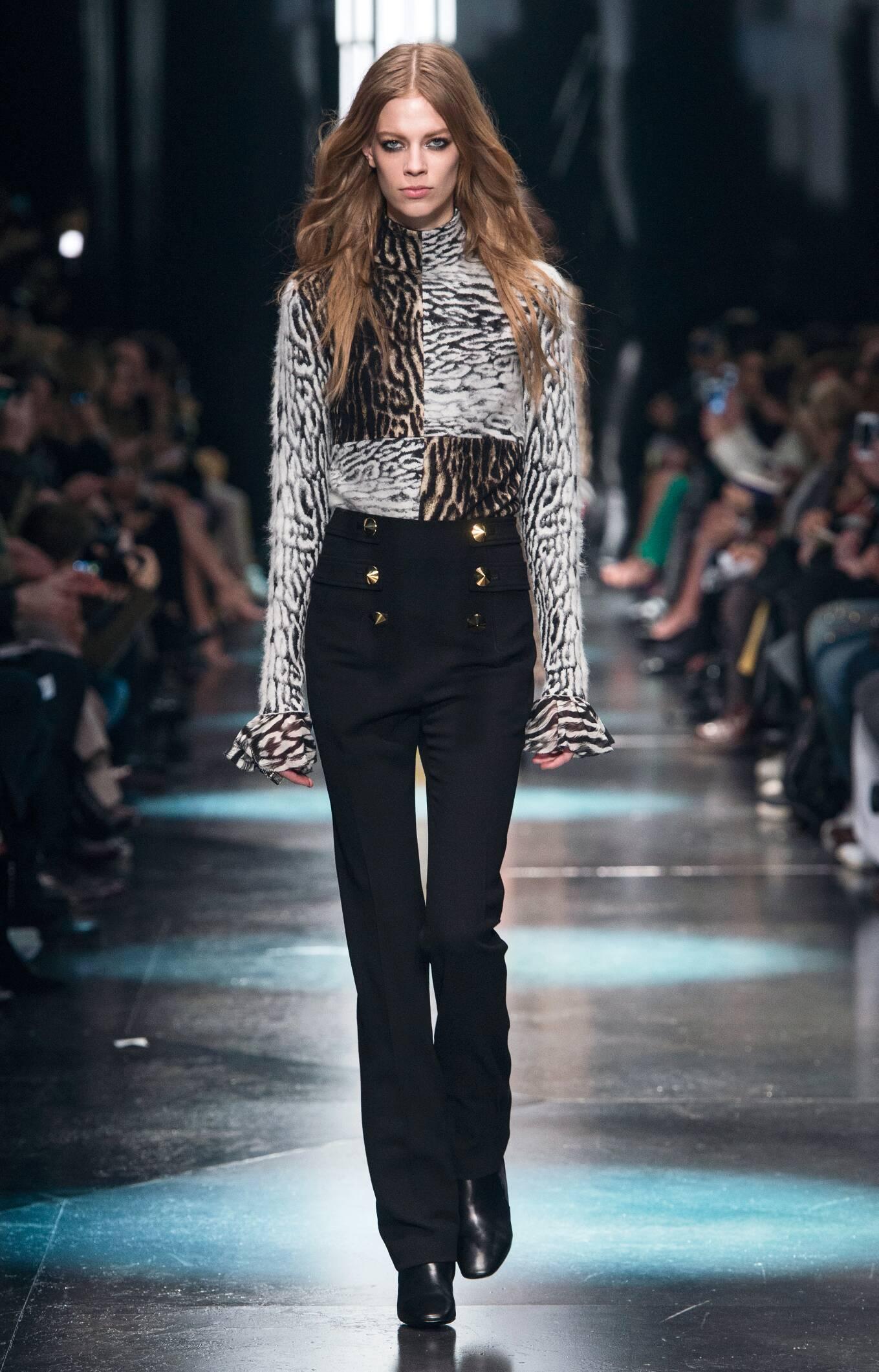 Winter Trends 2015 Roberto Cavalli Collection