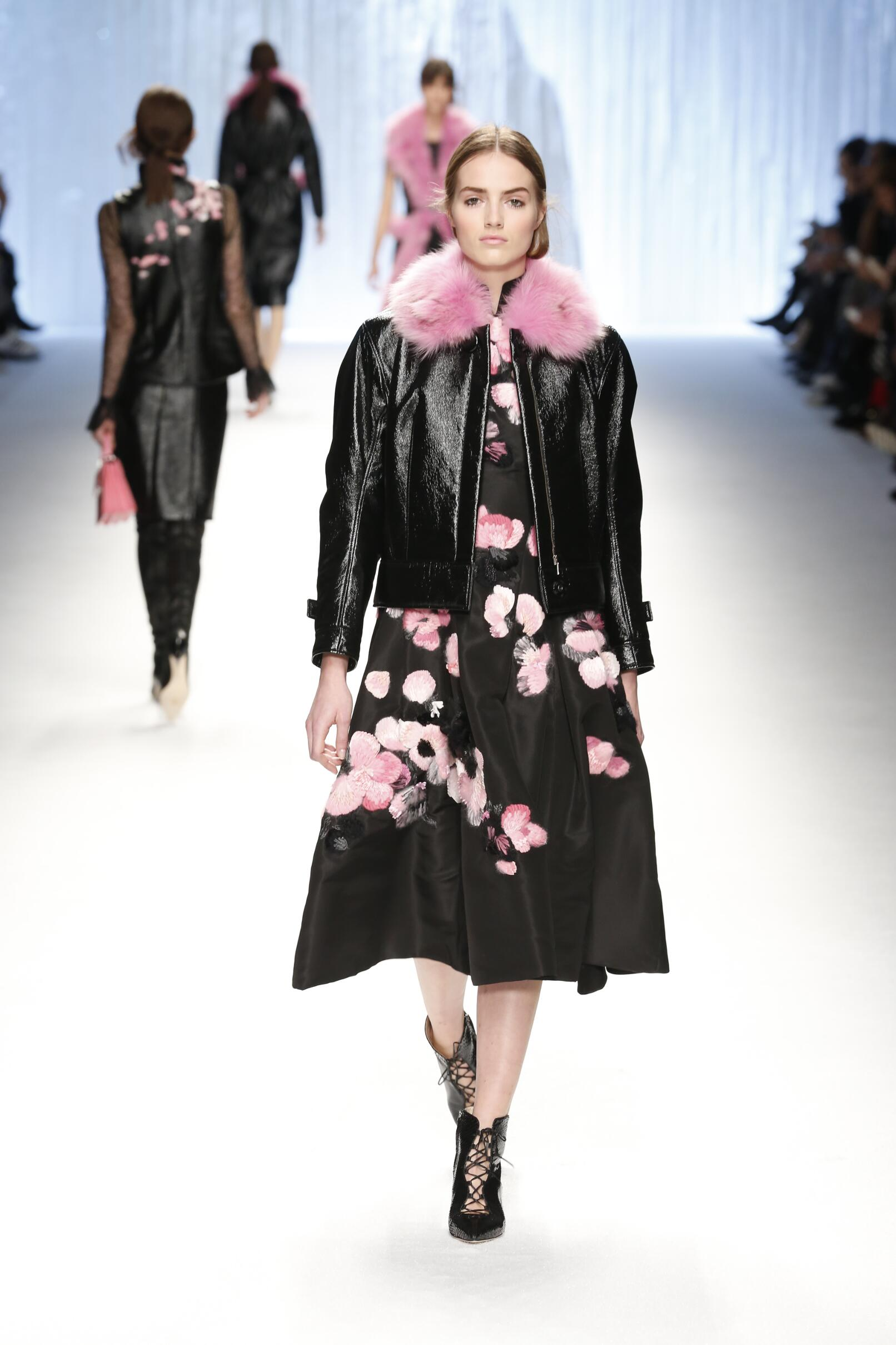 Winter Trends 2015 Shiatzy Chen Collection