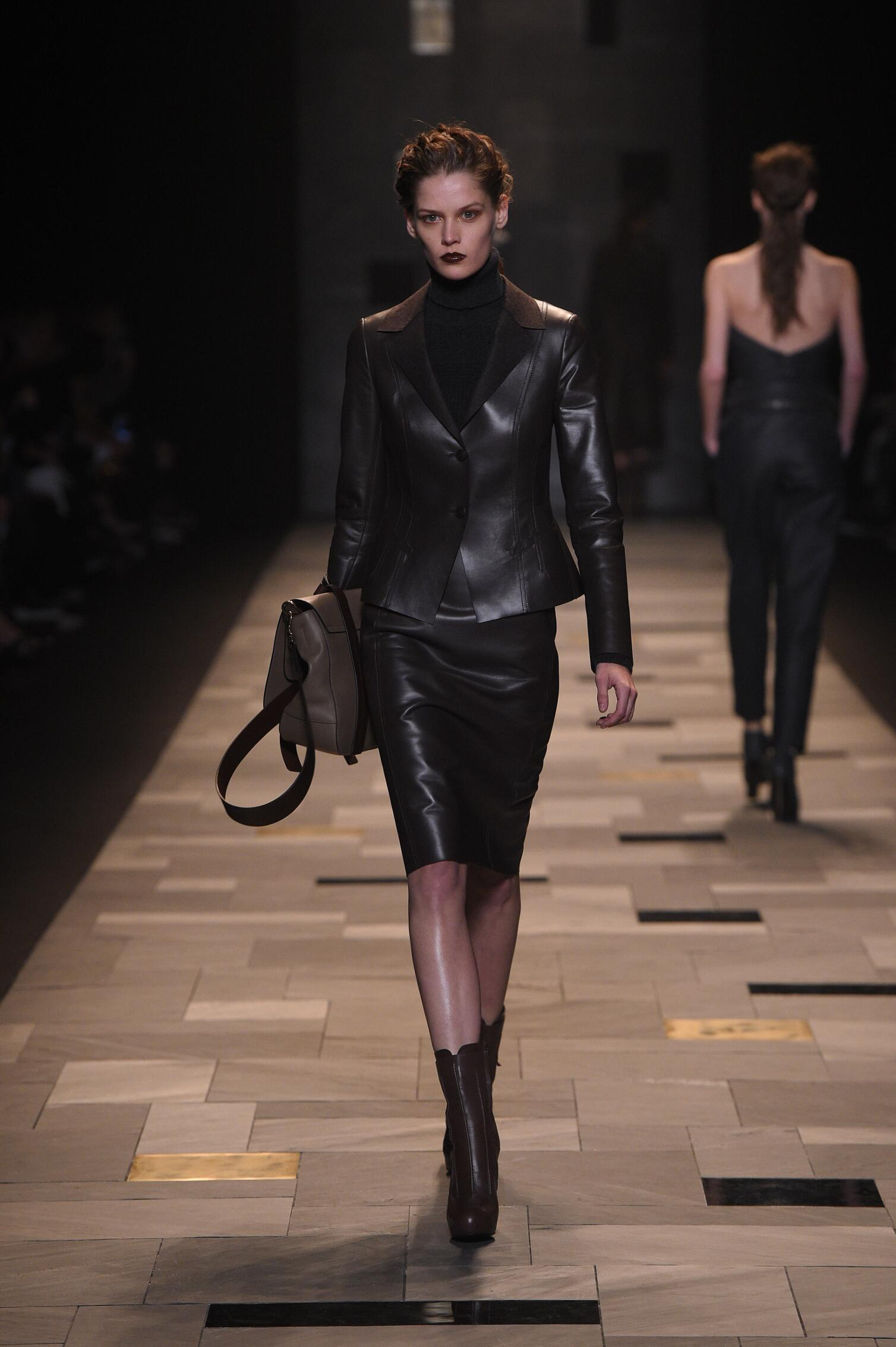 Winter Trends 2015 Trussardi Collection