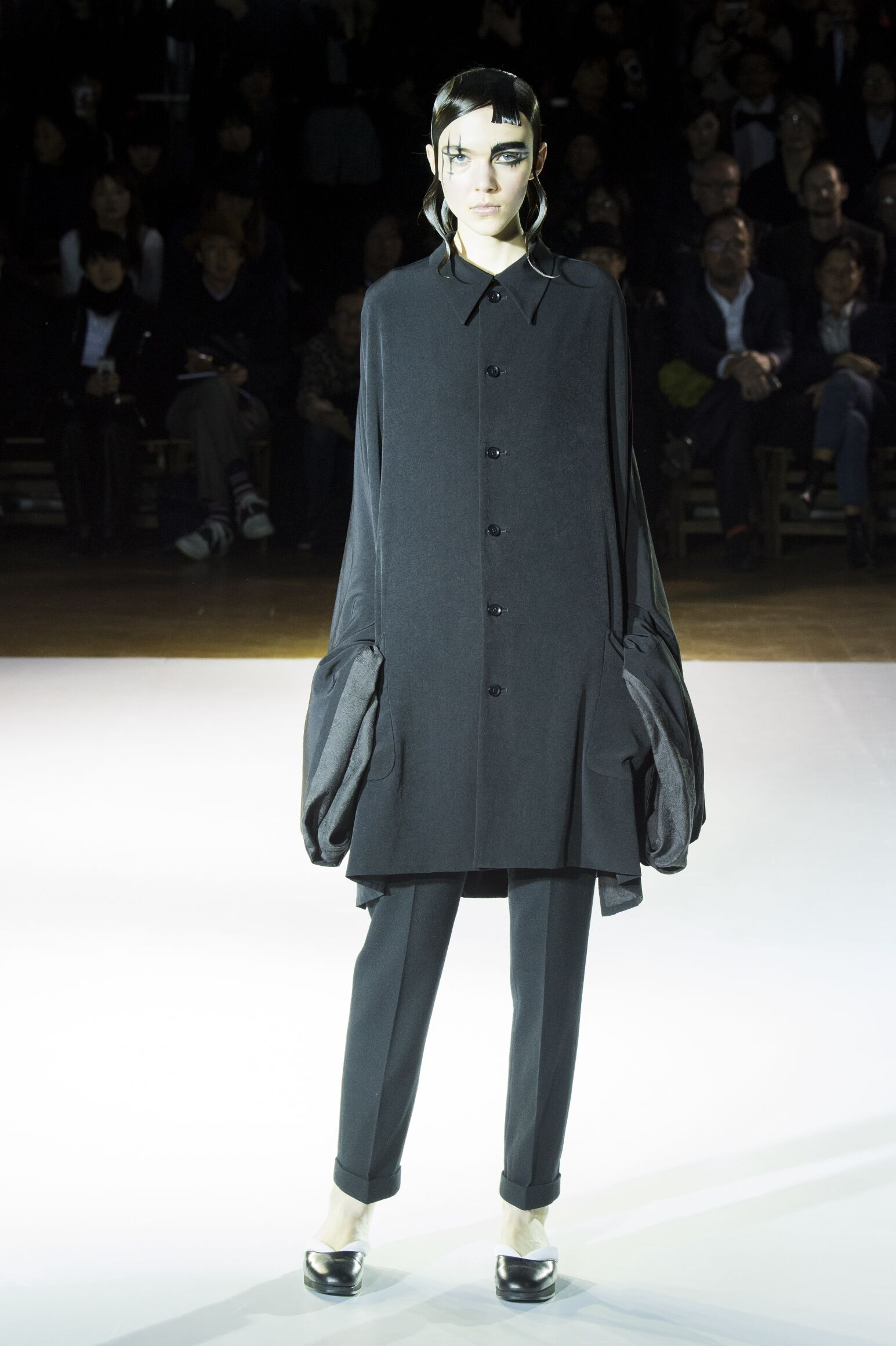 Winter Trends 2015 Yohji Yamamoto Collection
