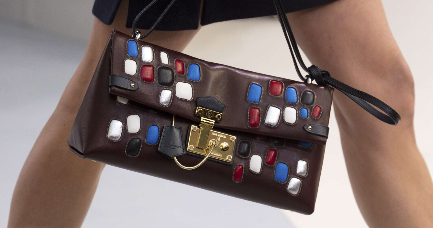 Woman Style Louis Vuitton Bag Details 2015