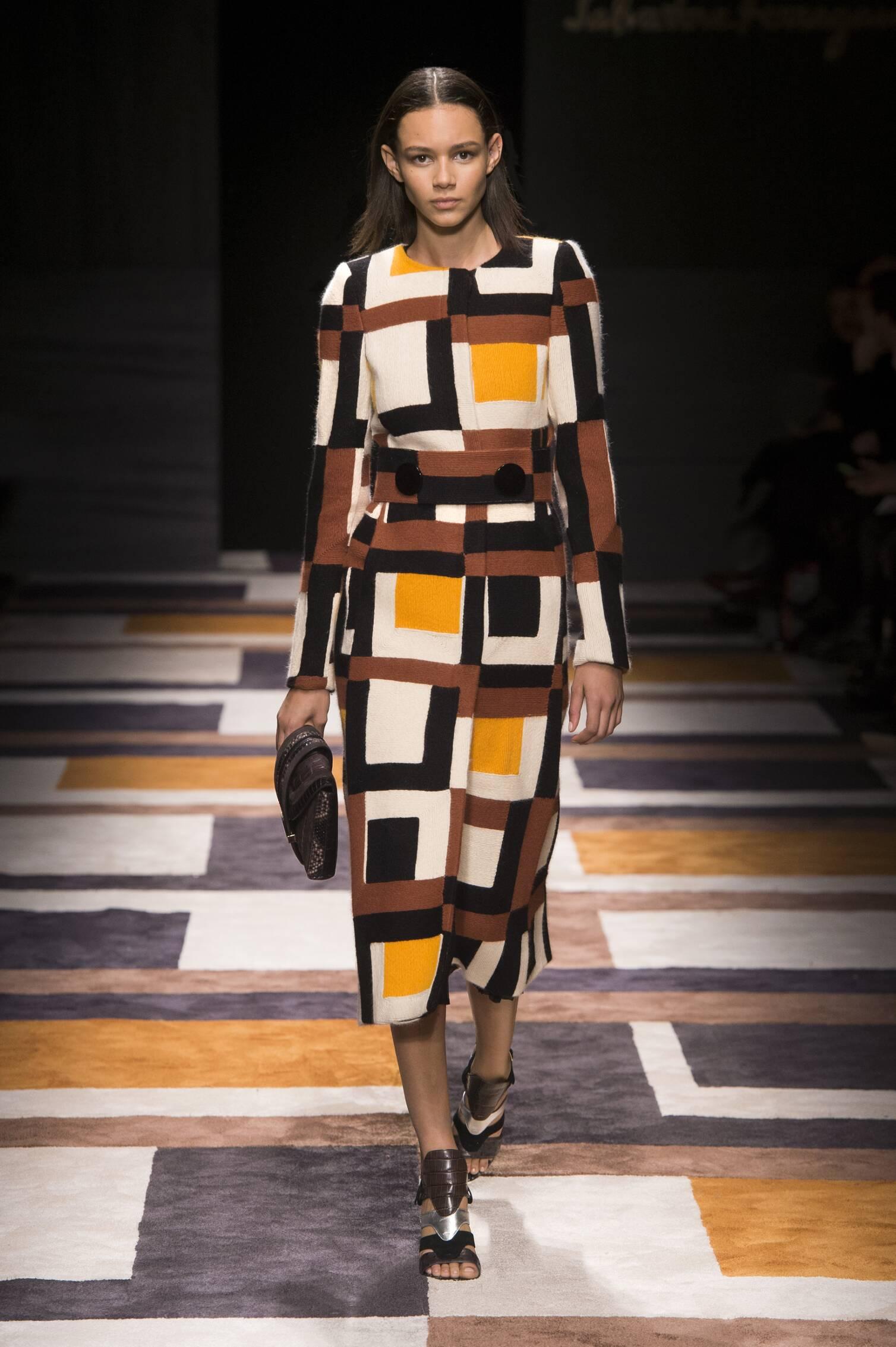 Woman Style Salvatore Ferragamo