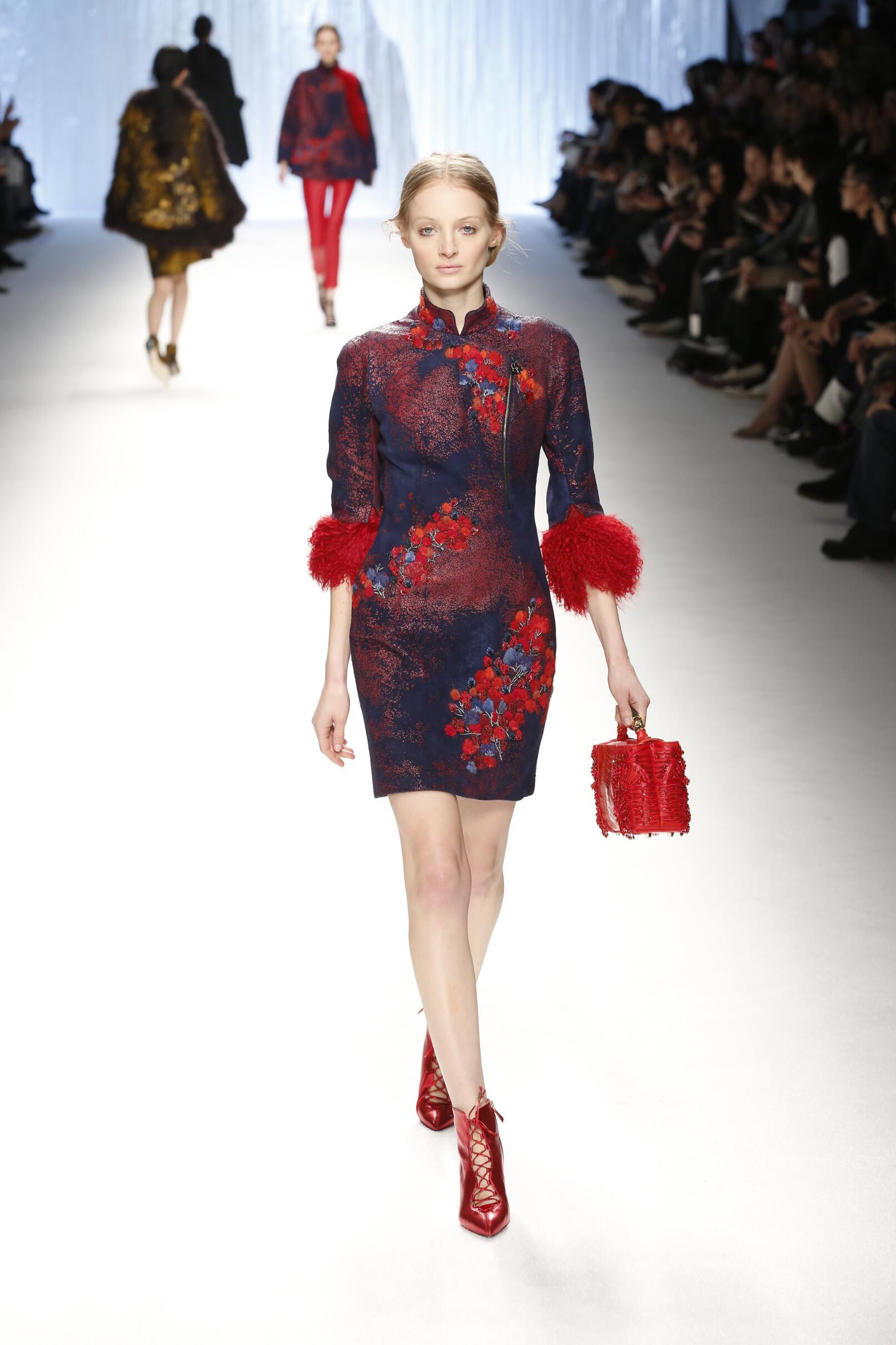 Woman Style Shiatzy Chen