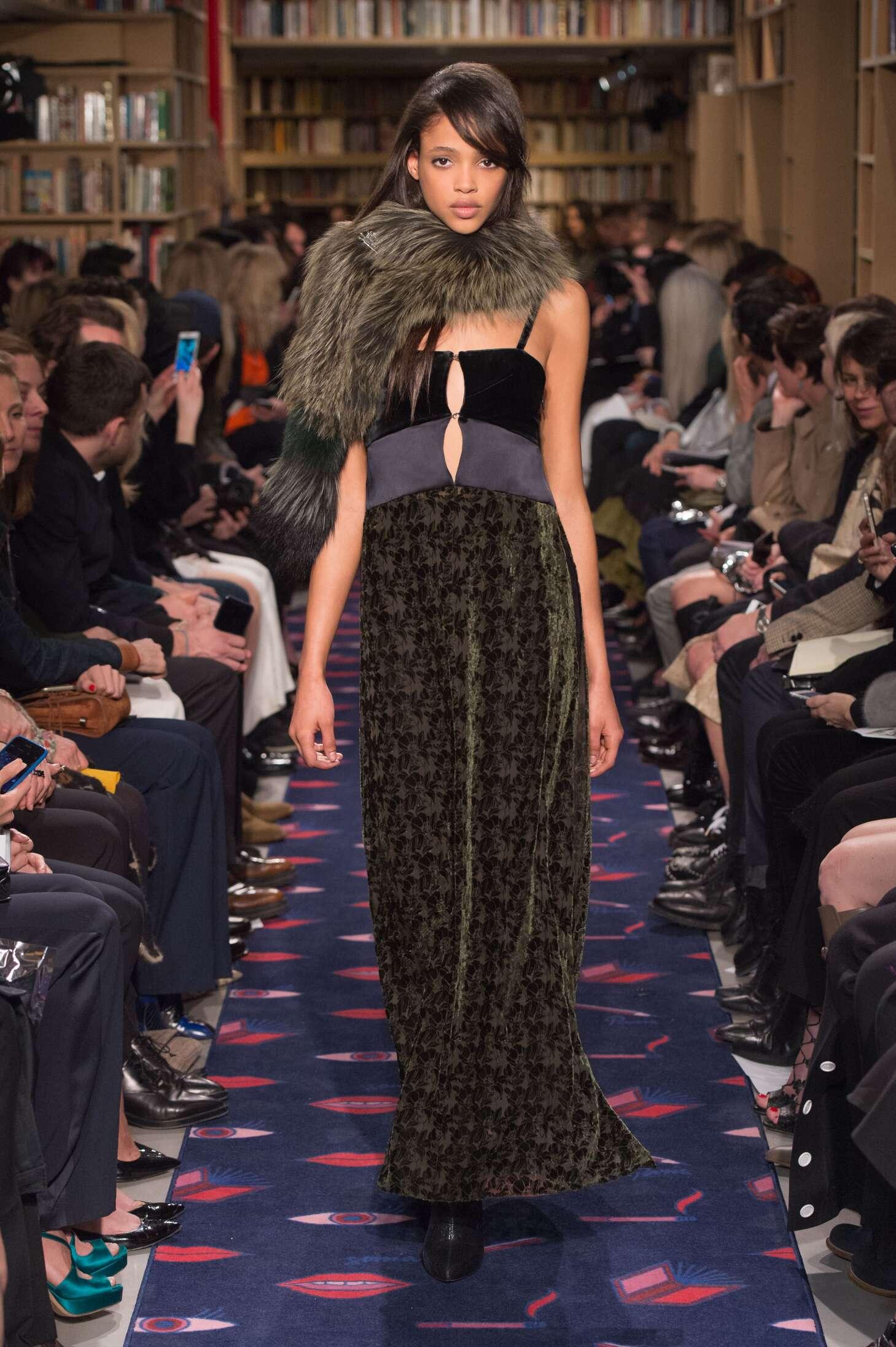 Woman Style Sonia Rykiel