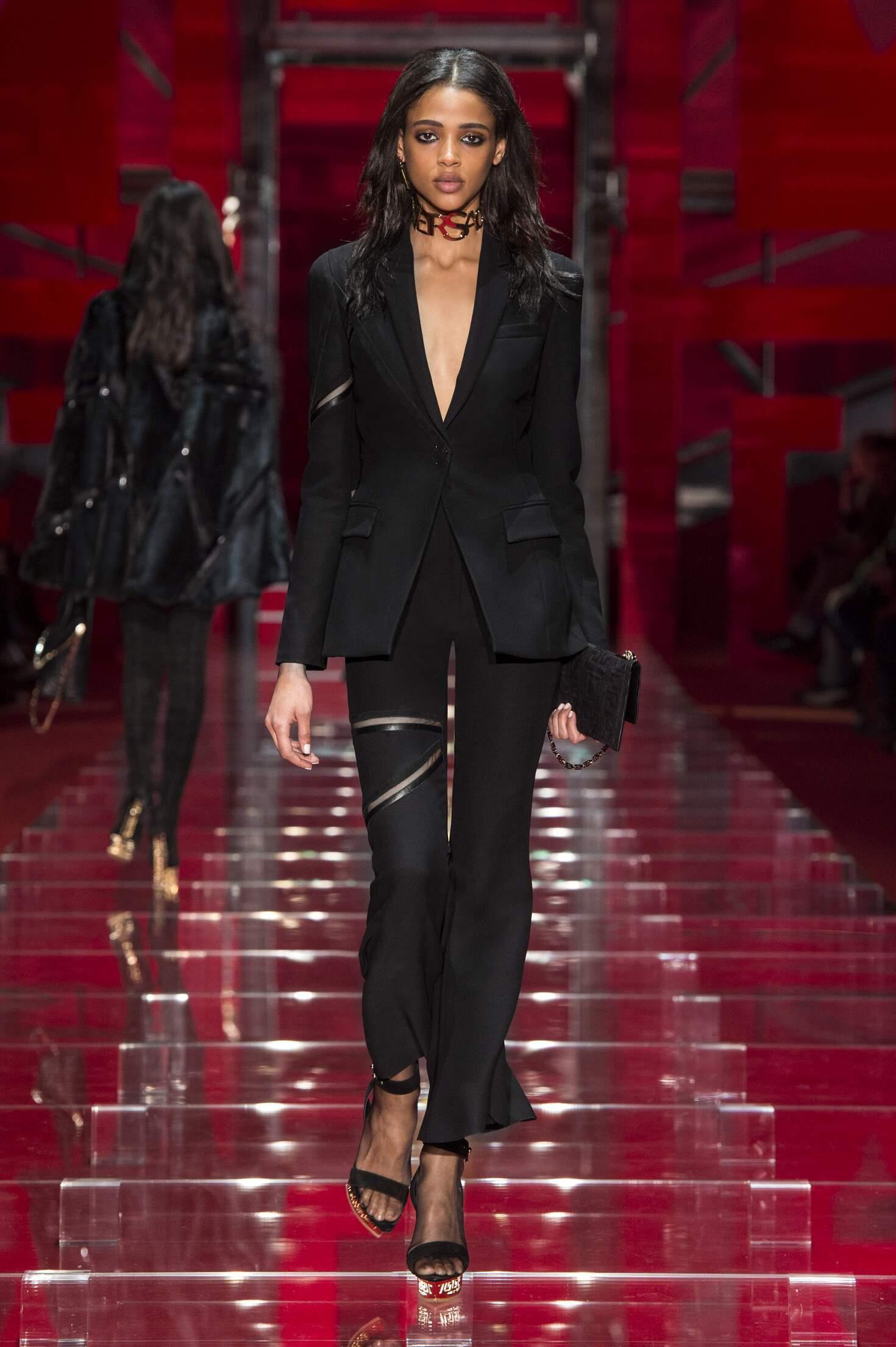 Woman Style Versace