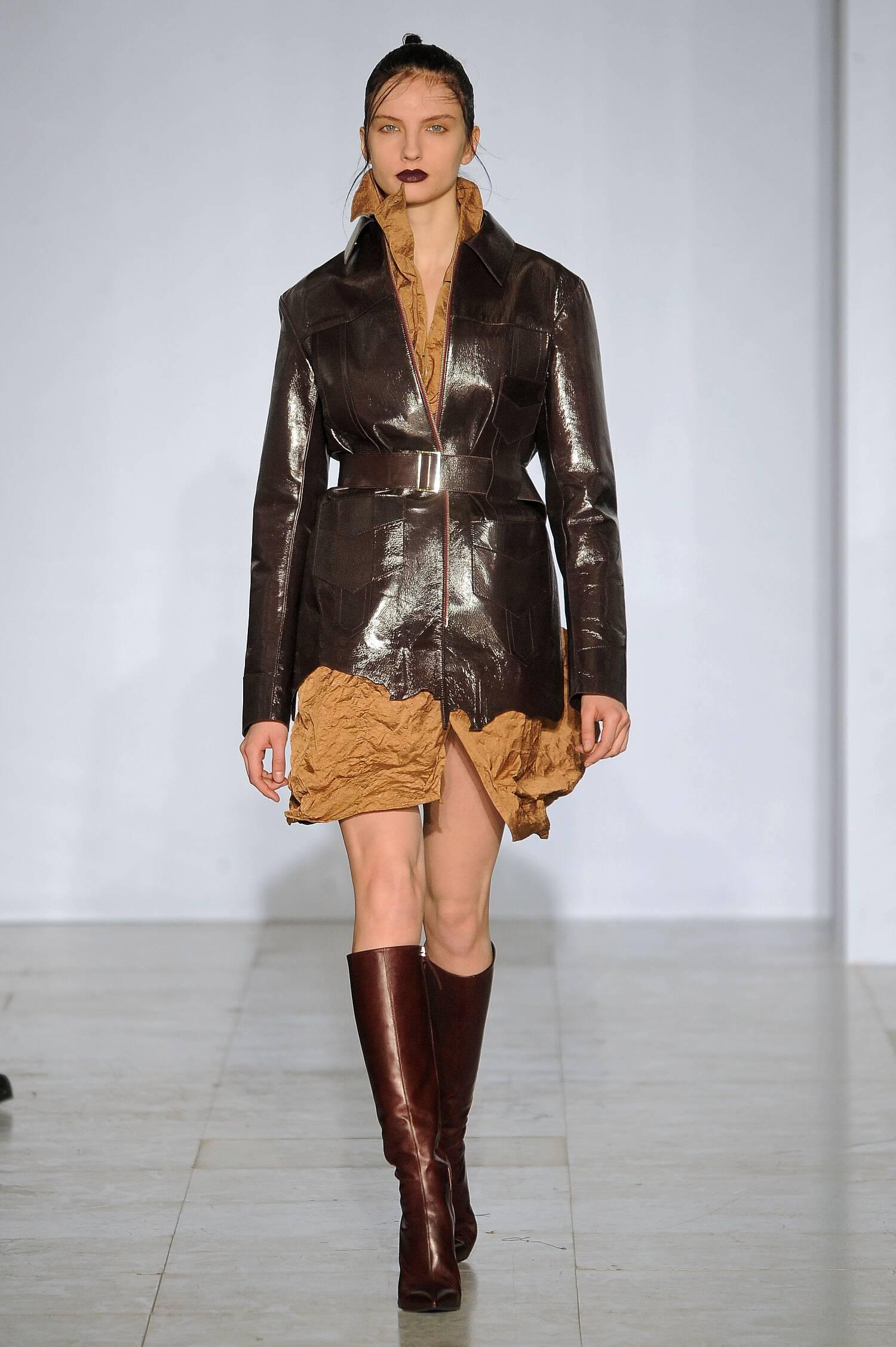 Yang Li Collection Paris Fashion Week Womenswear