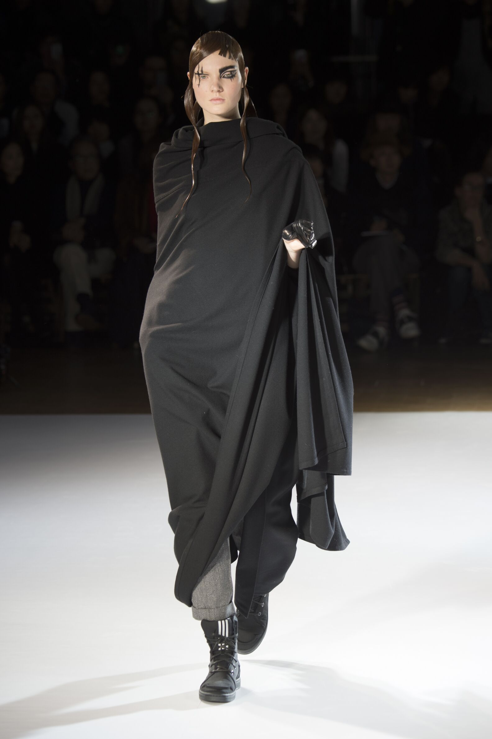 Yohji Yamamoto Collection 2015