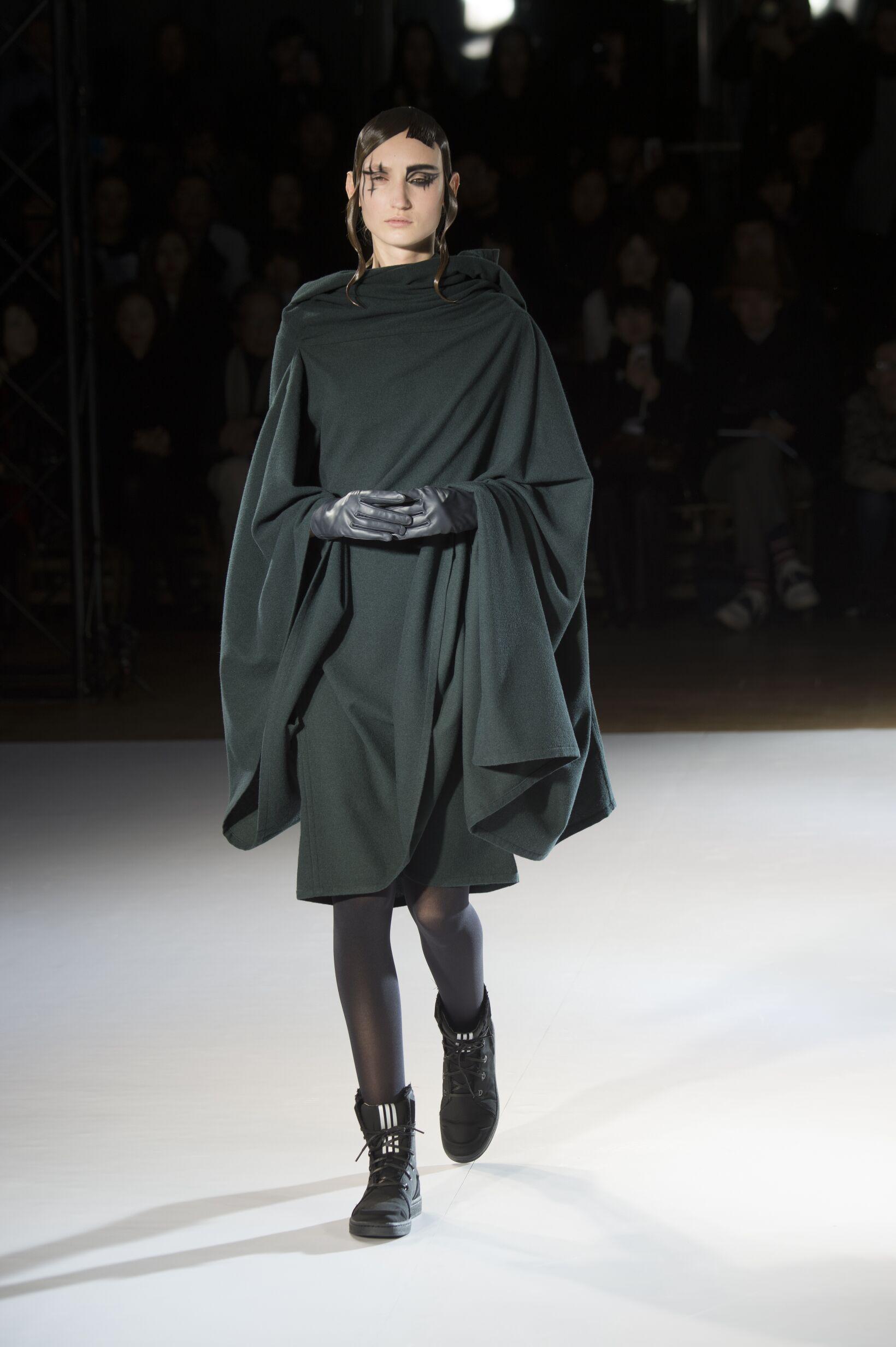Yohji Yamamoto Collection Fashion Trends