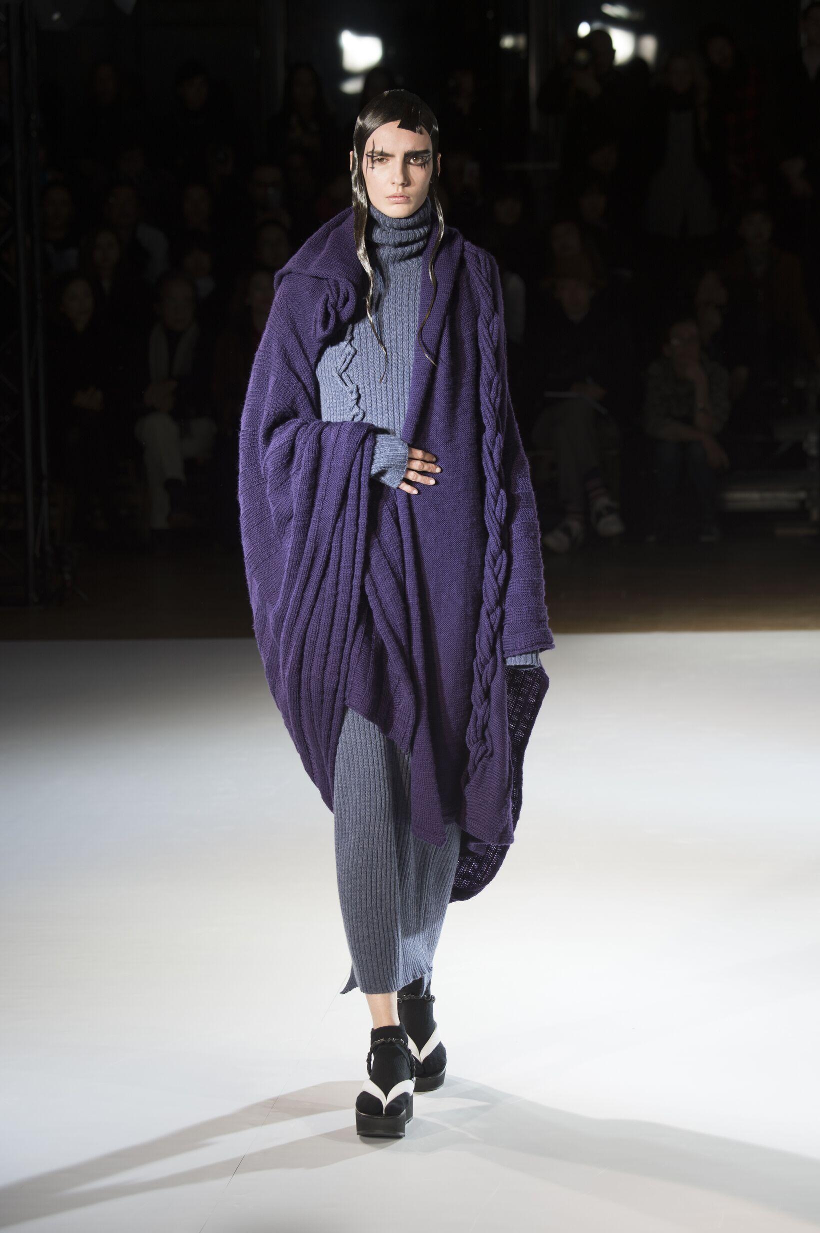 Yohji Yamamoto Collection Women Style