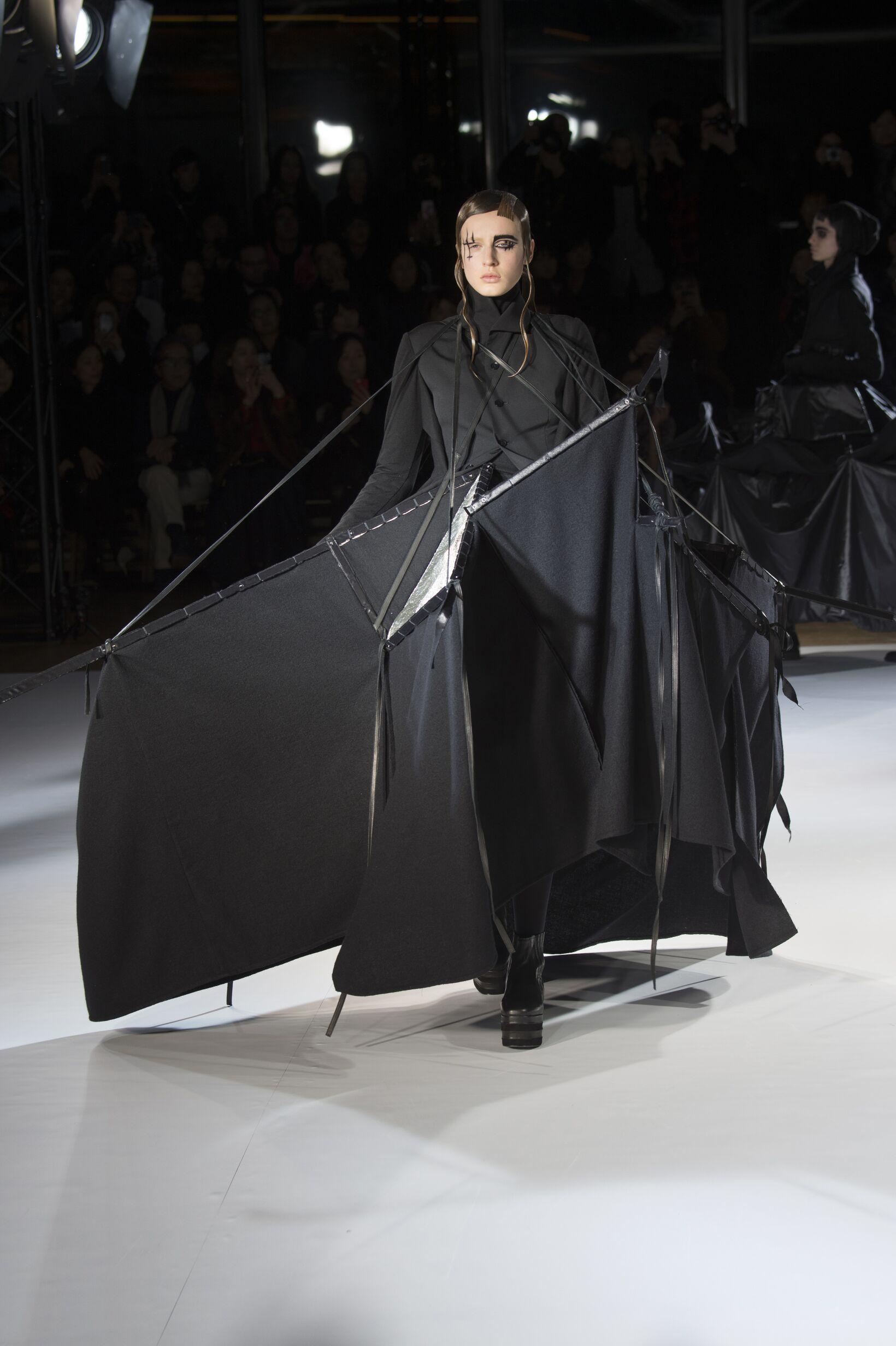 Yohji Yamamoto Fashion