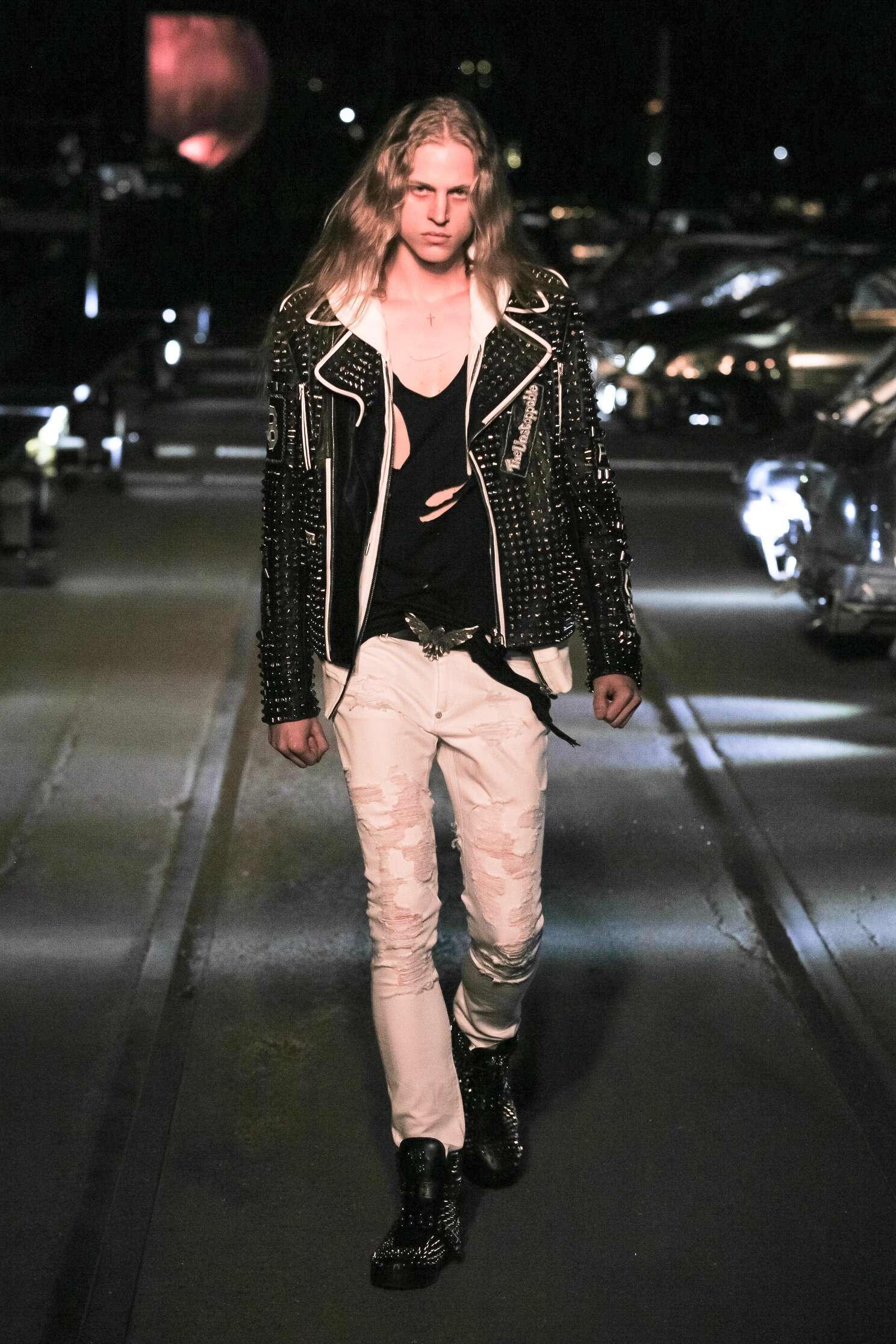 2015 SS Fashion Man Philipp Plein Collection