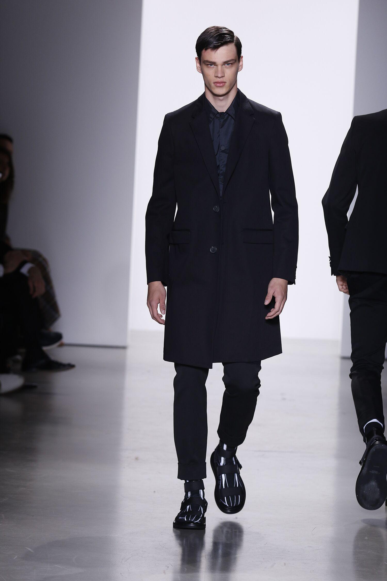 2016 Calvin Klein Collection Runway