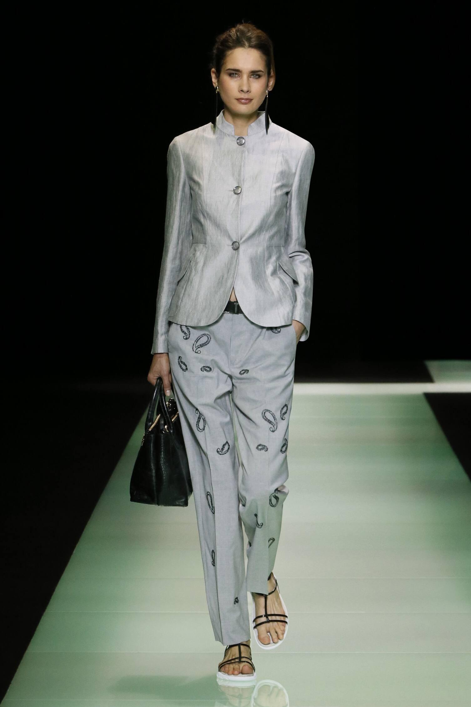 2016 Emporio Armani Fashion
