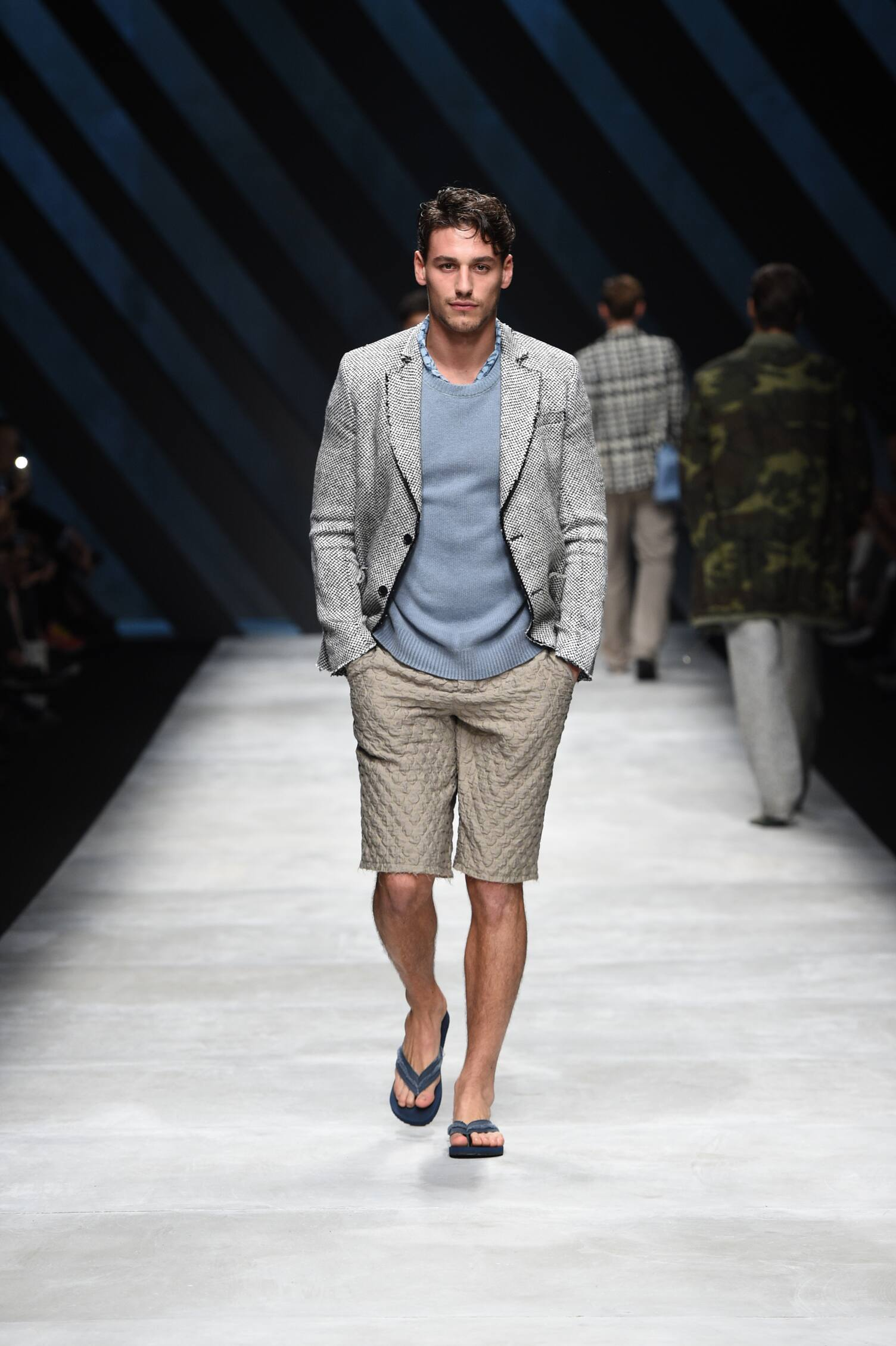 2016 Spring Fashion Man Ermanno Scervino Collection