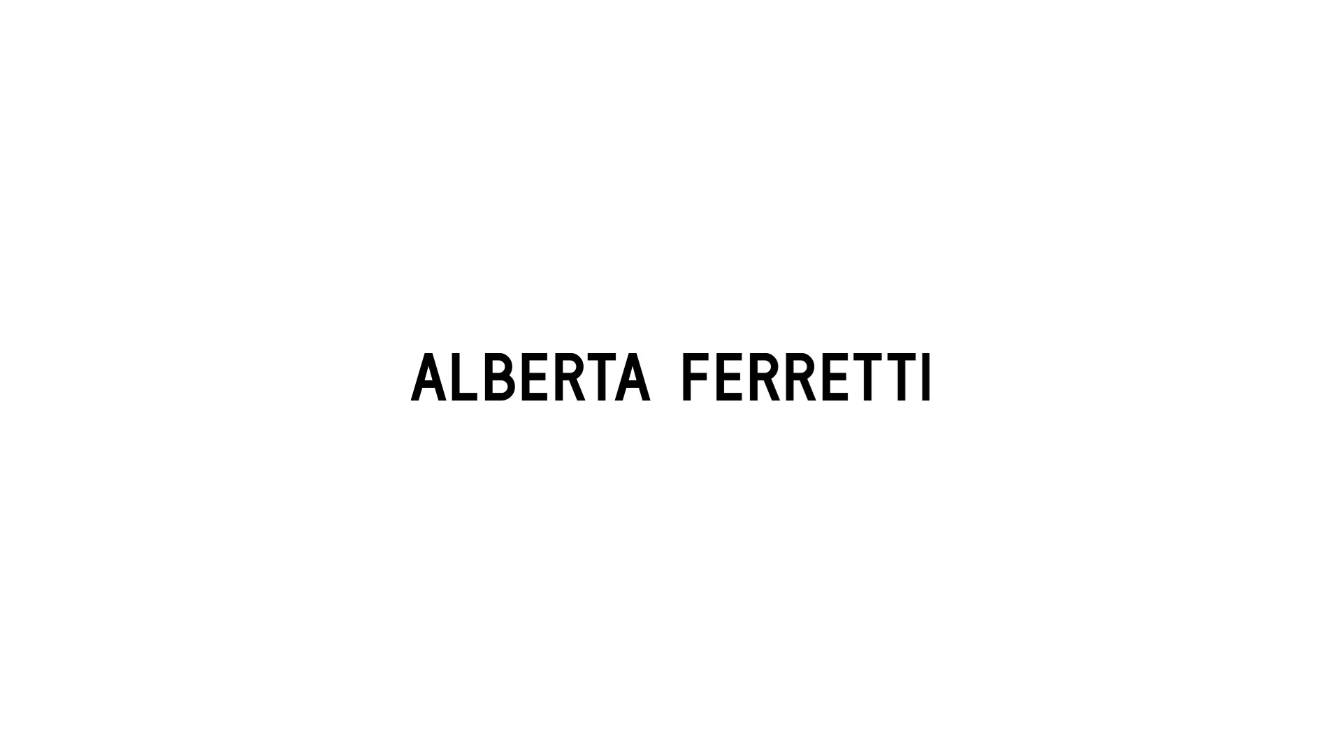 Alberta Ferretti Spring Summer 2016 Women's Runway Show Live Streaming September 23rd