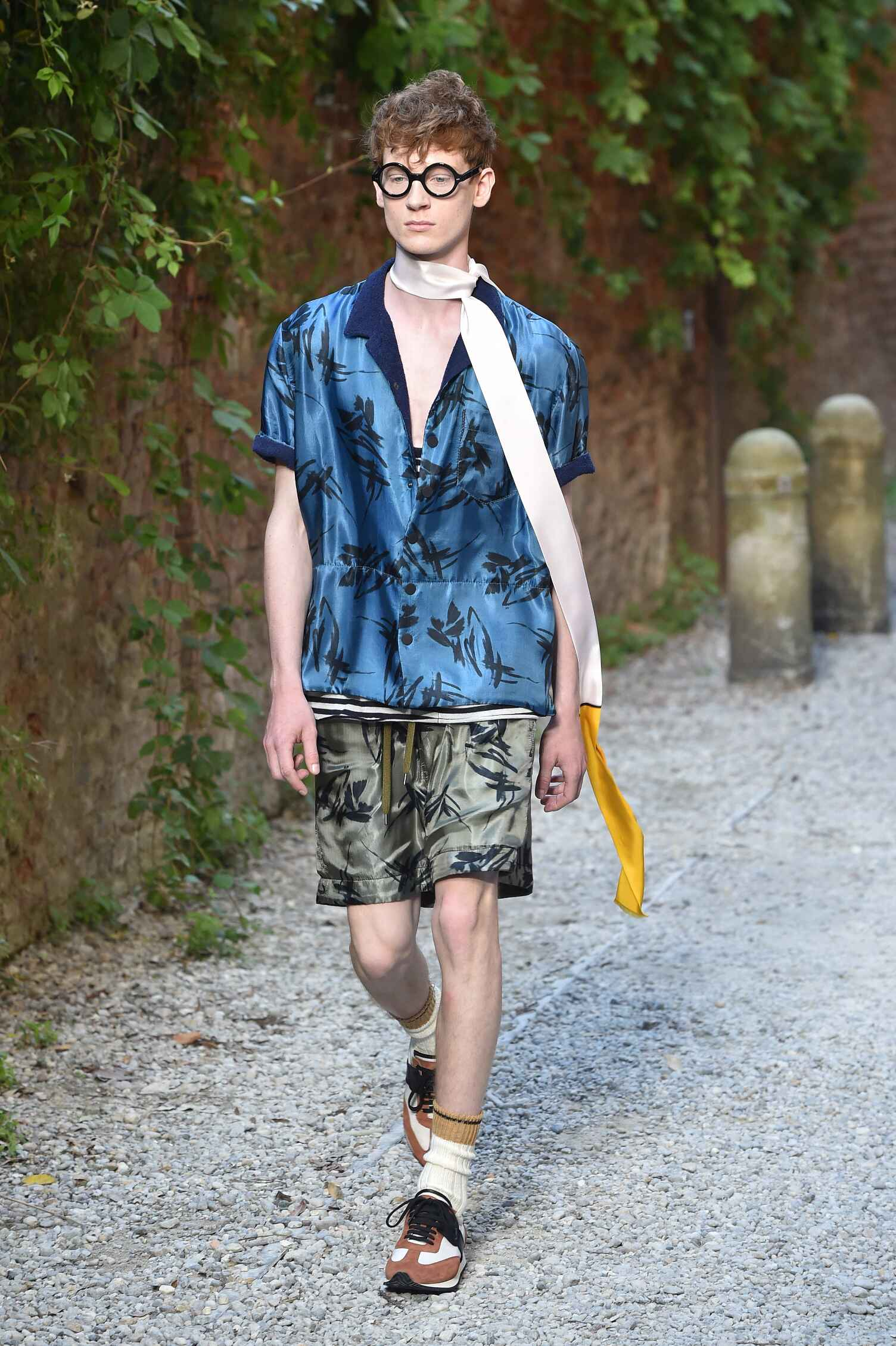 Andrea Pompilio Collection Man Milan Fashion Week