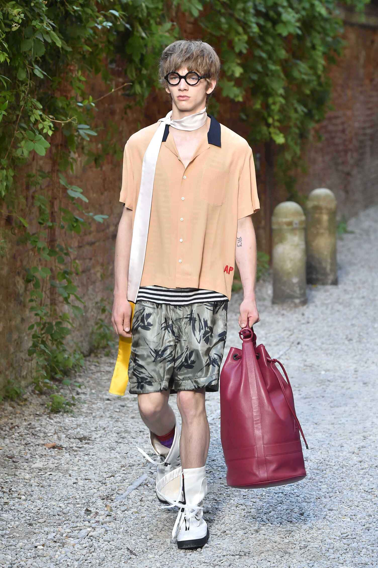 Andrea Pompilio Collection Men Style
