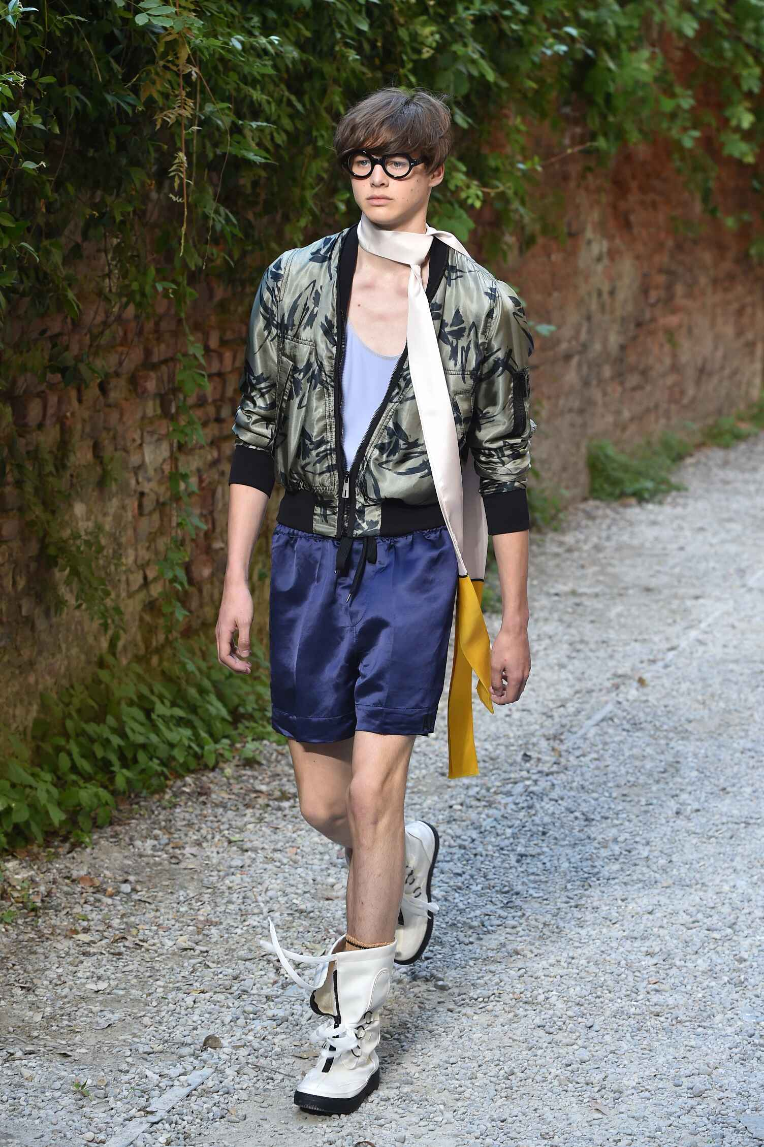 Andrea Pompilio Collection Milan Fashion Week