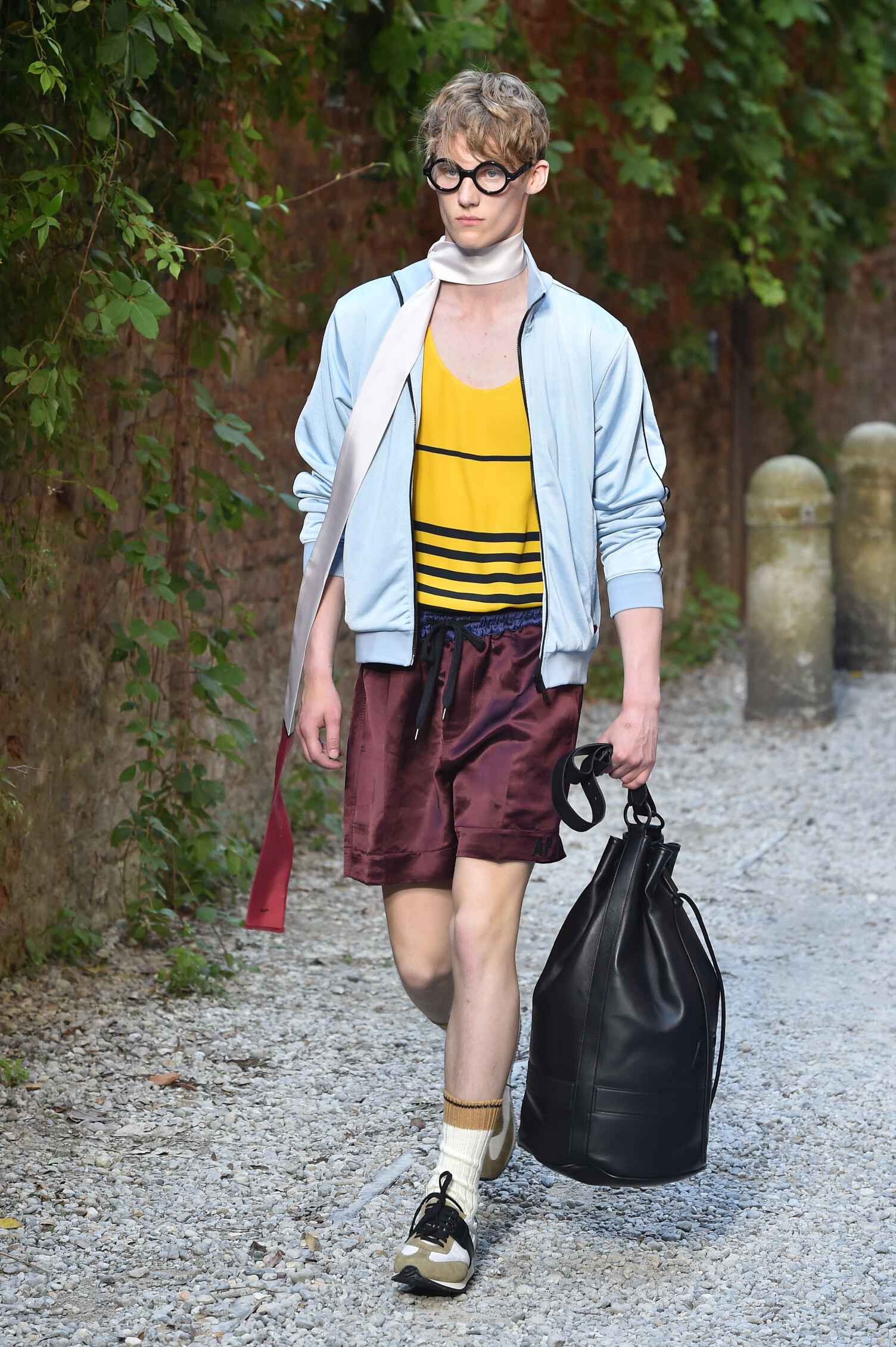 Andrea Pompilio Spring Summer 2016 Mens Collection Milan Fashion Week