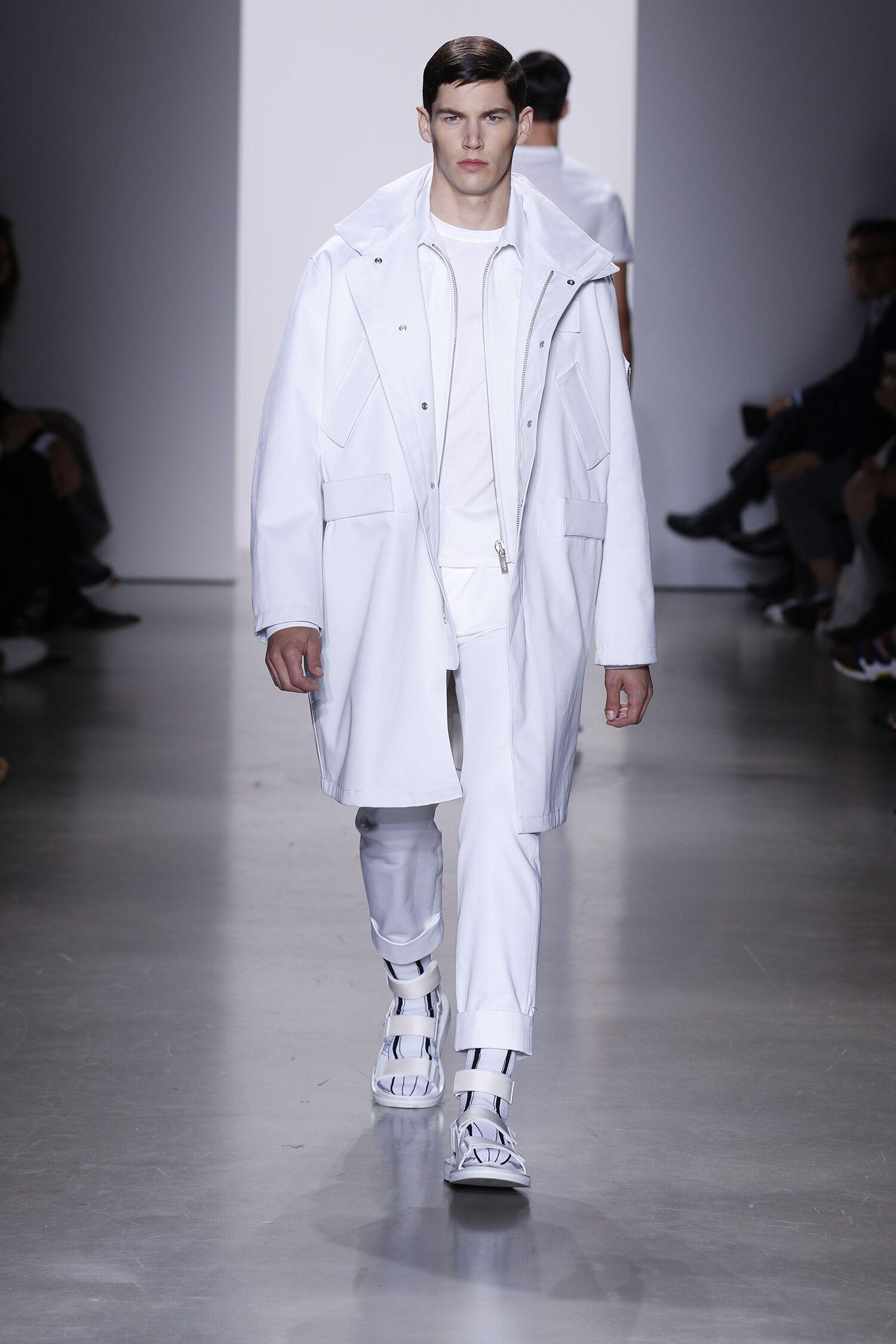 Calvin Klein Spring Summer 2016 Men S Collection The