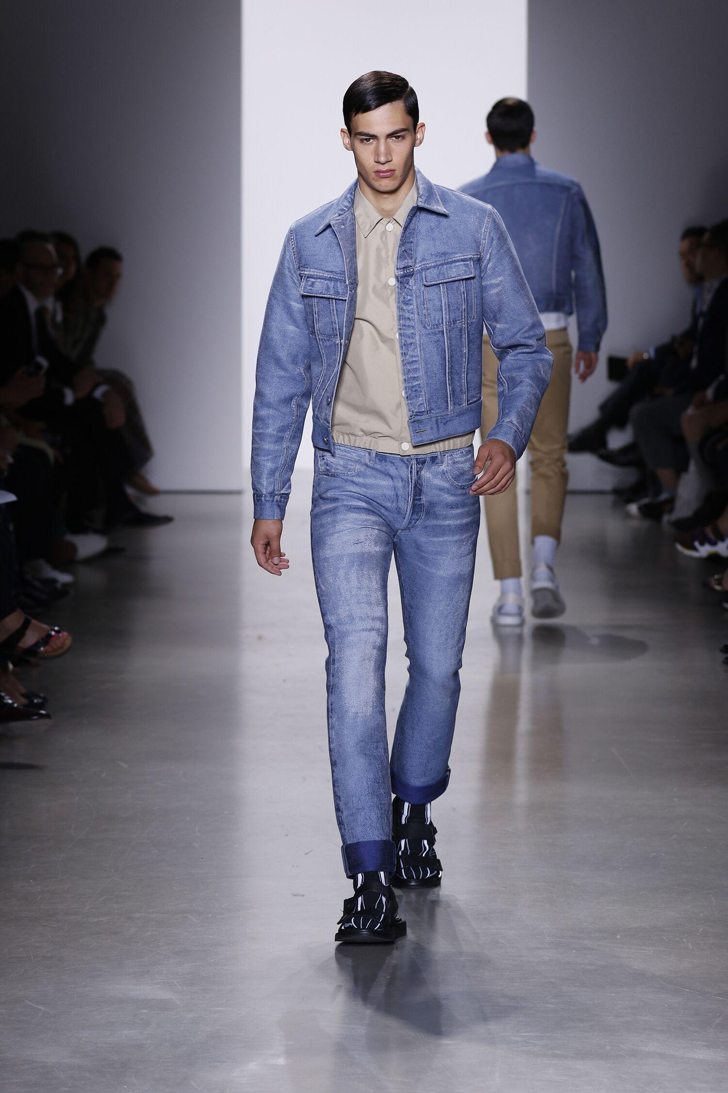 Calvin Klein Collection Fashion Trends