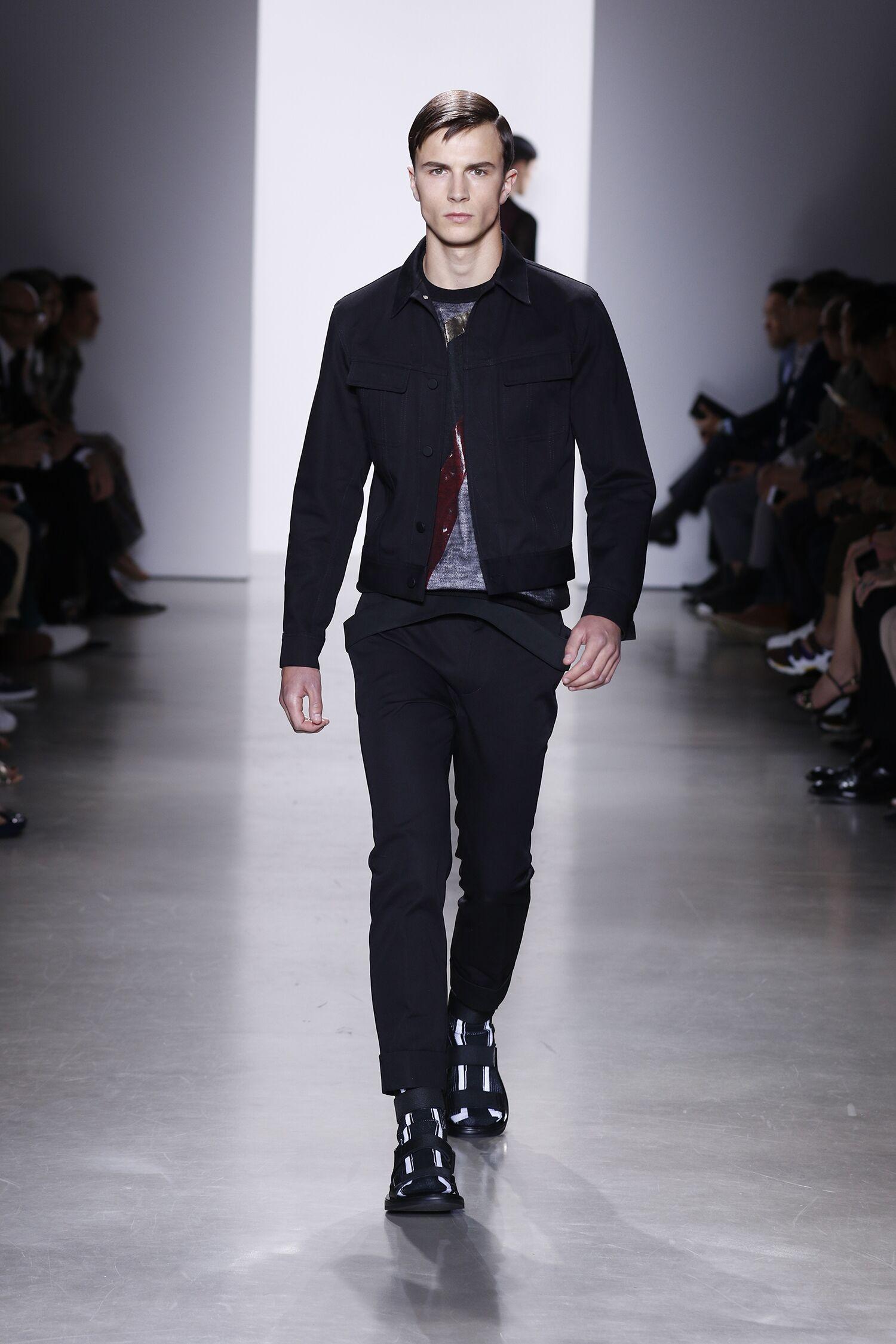 Calvin Klein Collection Man 2016