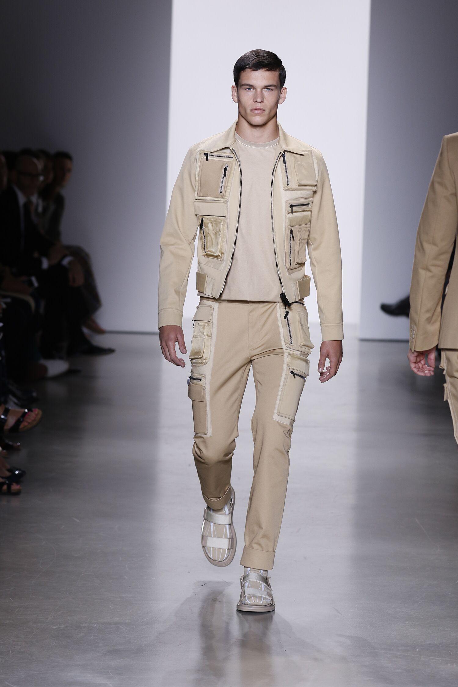Calvin Klein Collection Man Milan Fashion Week