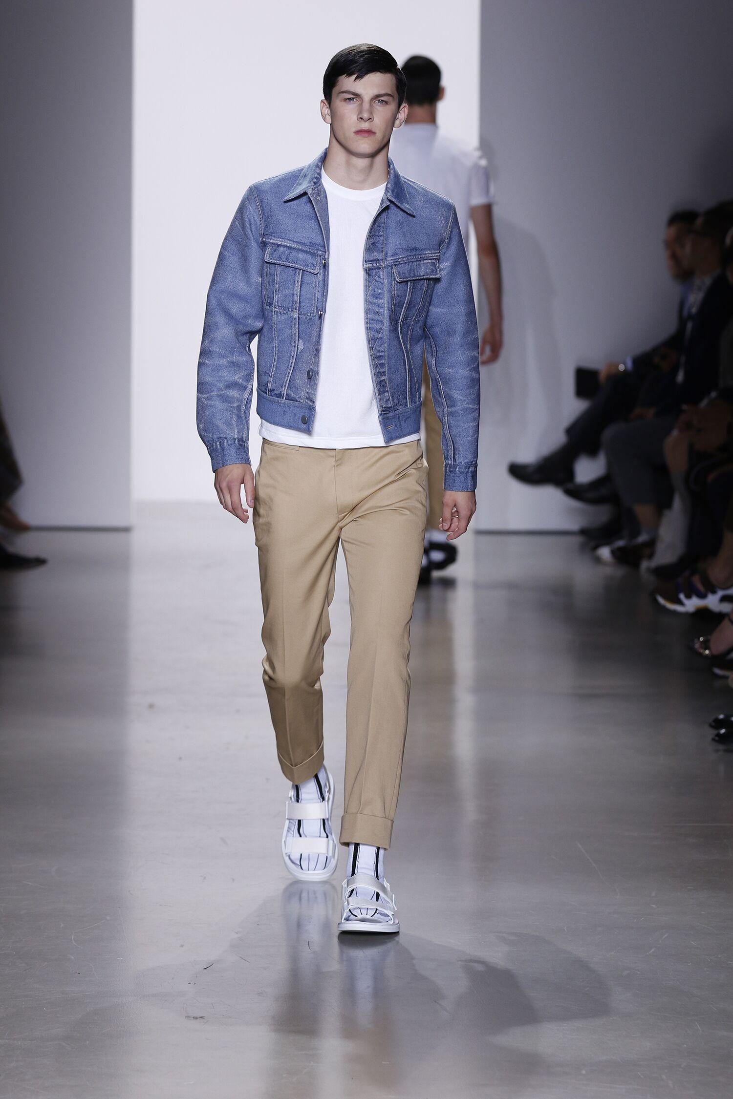 Calvin Klein Collection Men Style