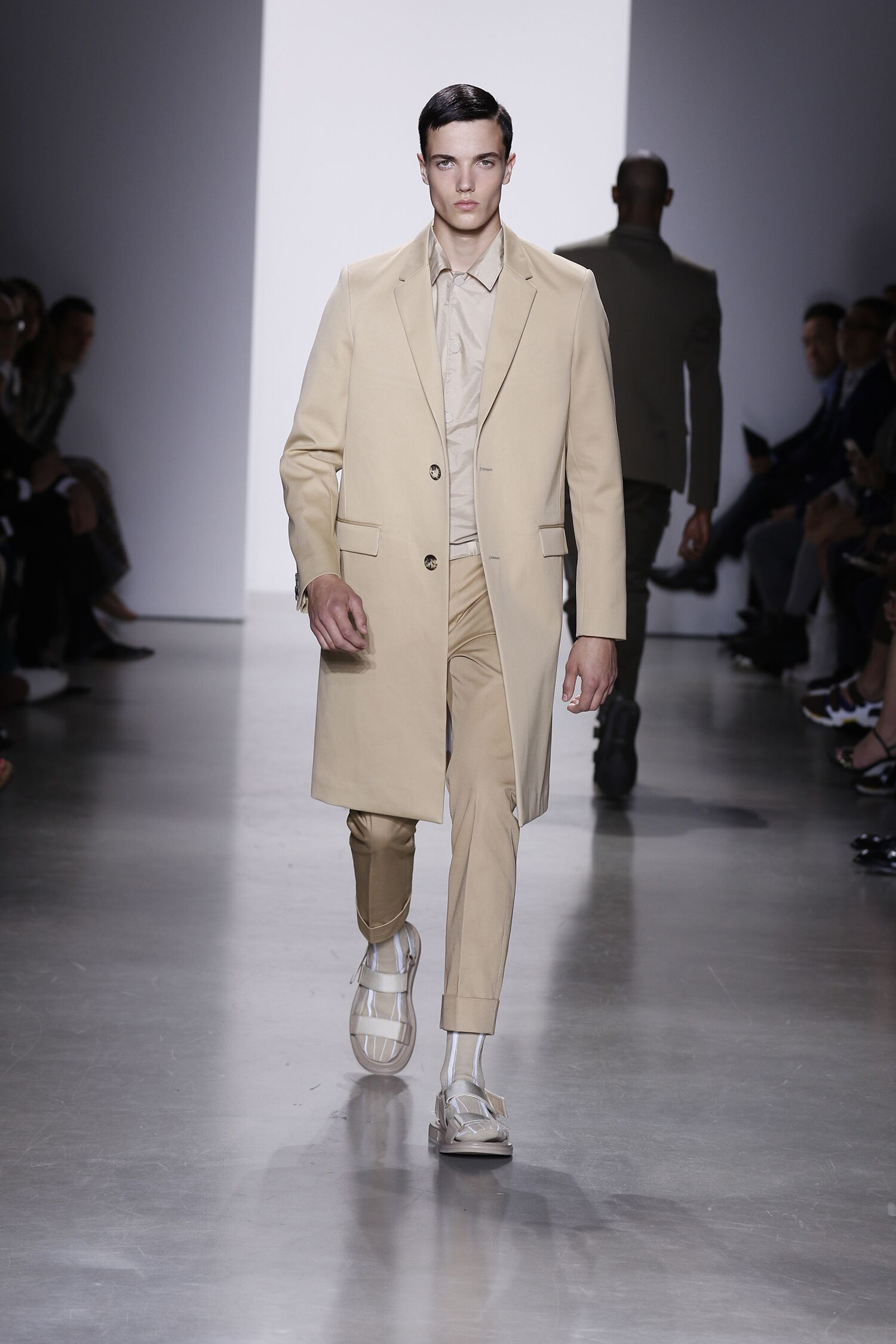Calvin Klein Collection Milan Fashion Week Menswear