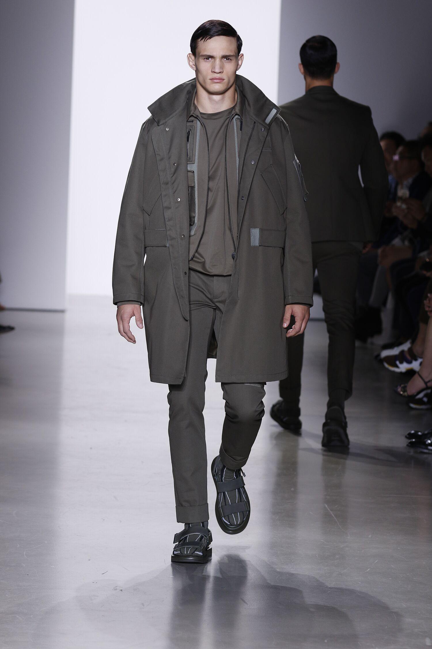 Calvin Klein Collection Milan Fashion Week