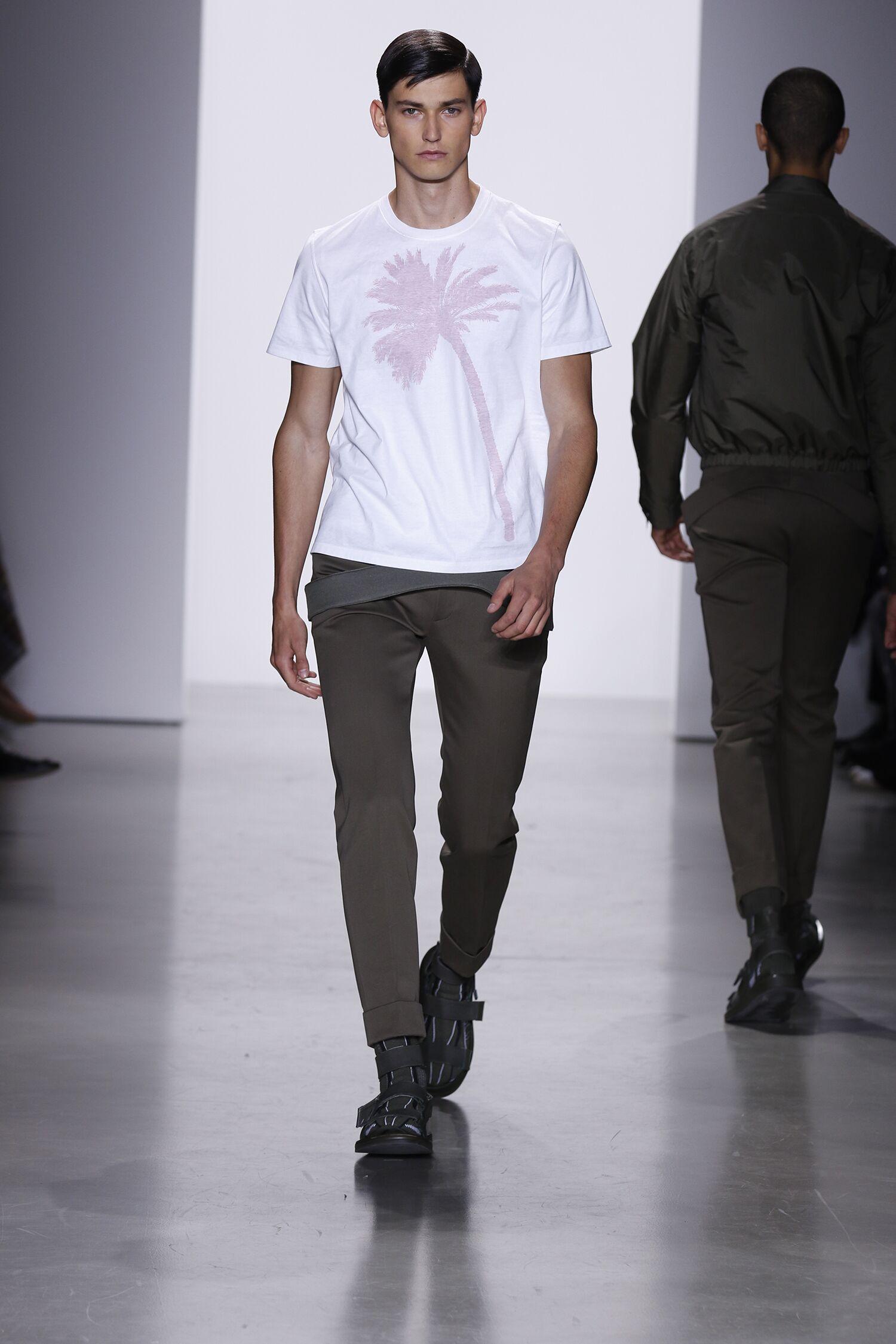 Calvin Klein Men's Collection 2016