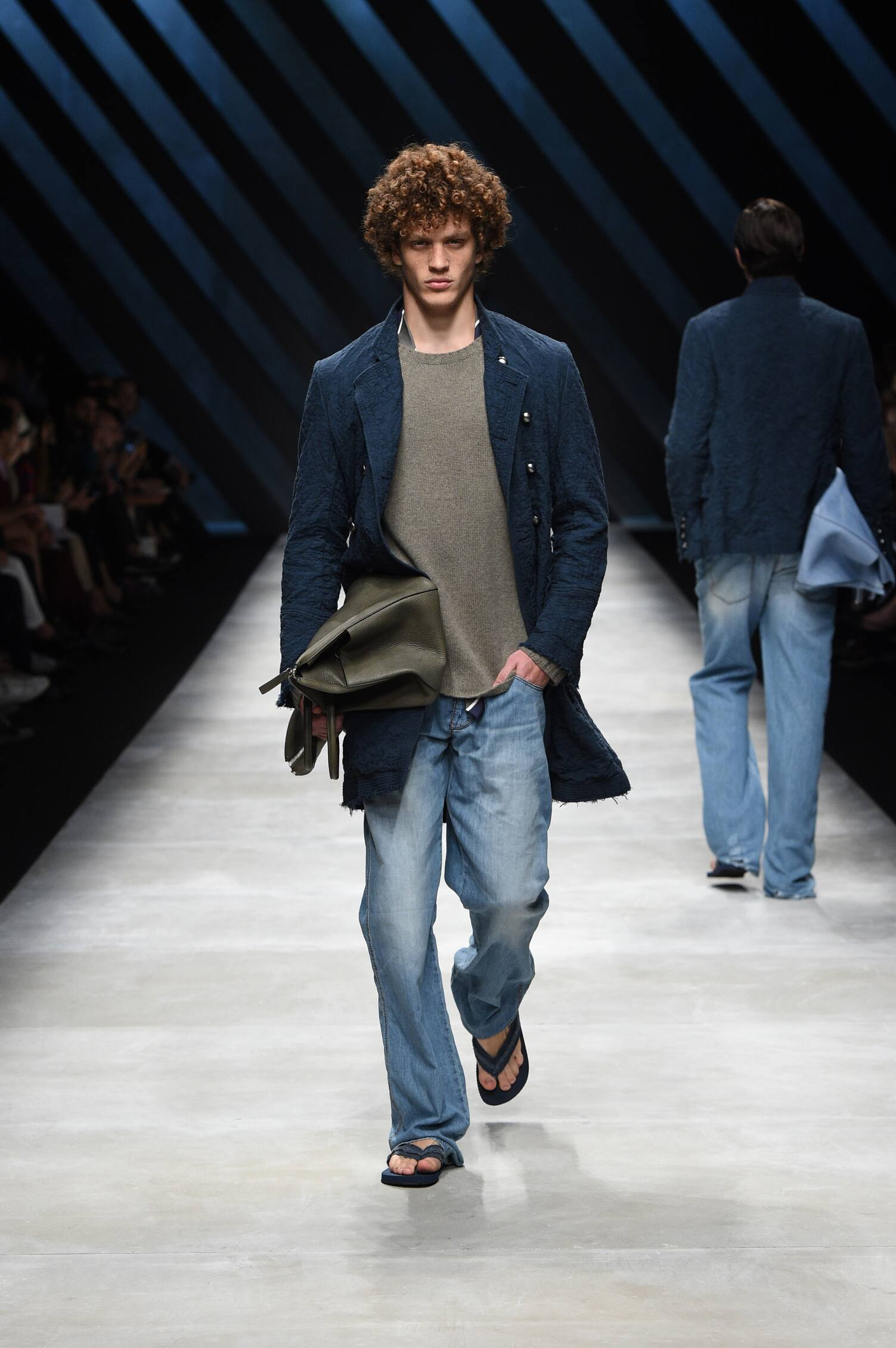 Ermanno Scervino Collection Milan Fashion Week Menswear