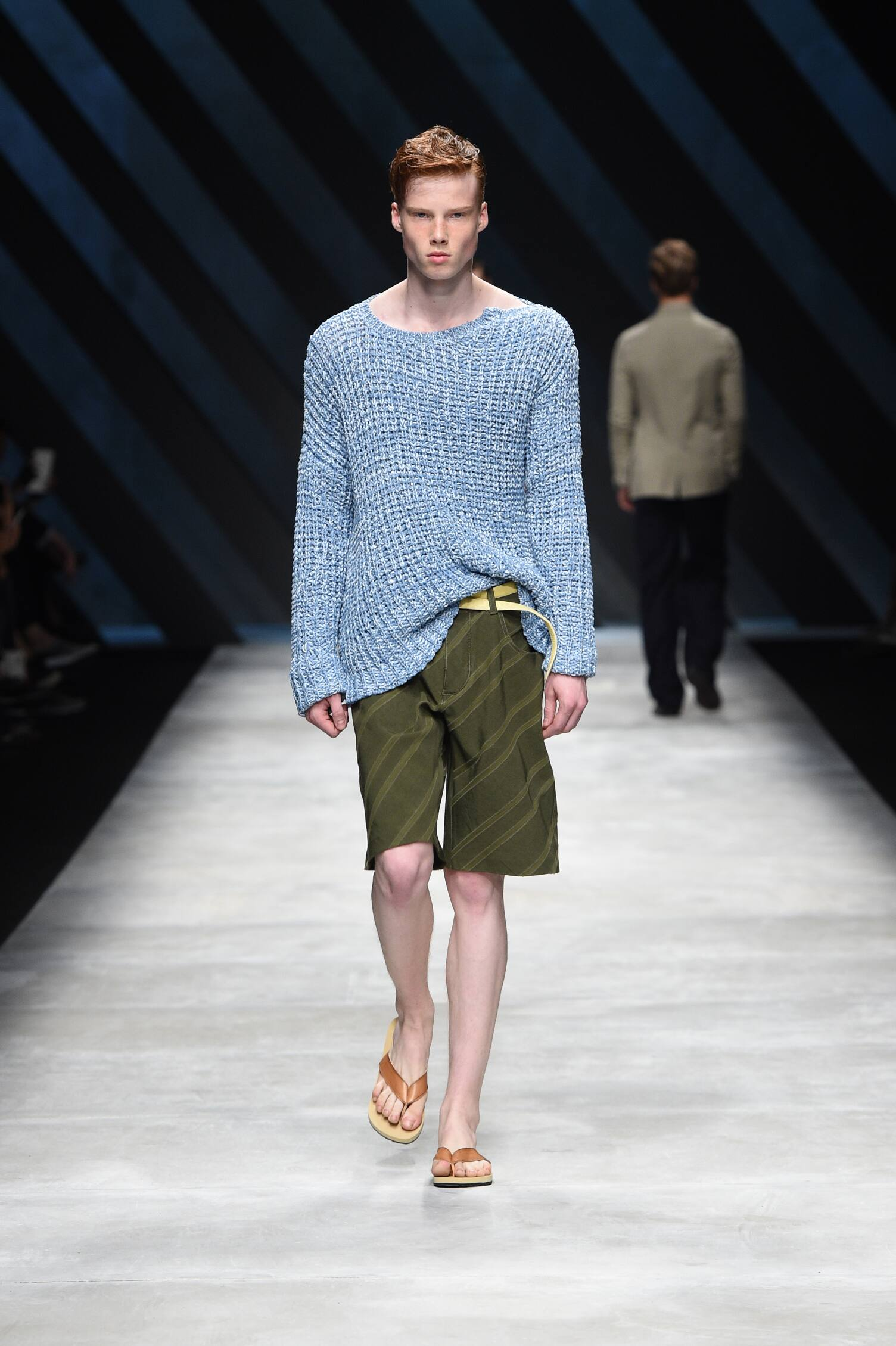 Ermanno Scervino Collection Summer 2016 Catwalk