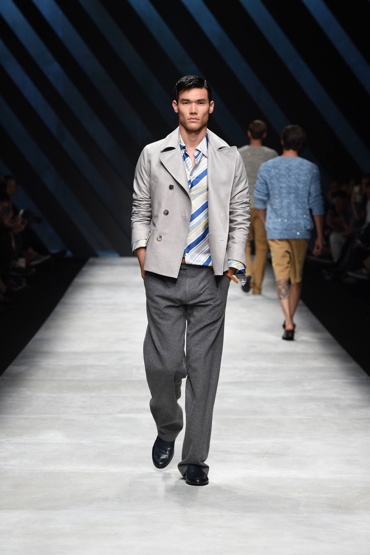 Ermanno Scervino Spring Summer 2016 Men's Collection Milan Fashion Week