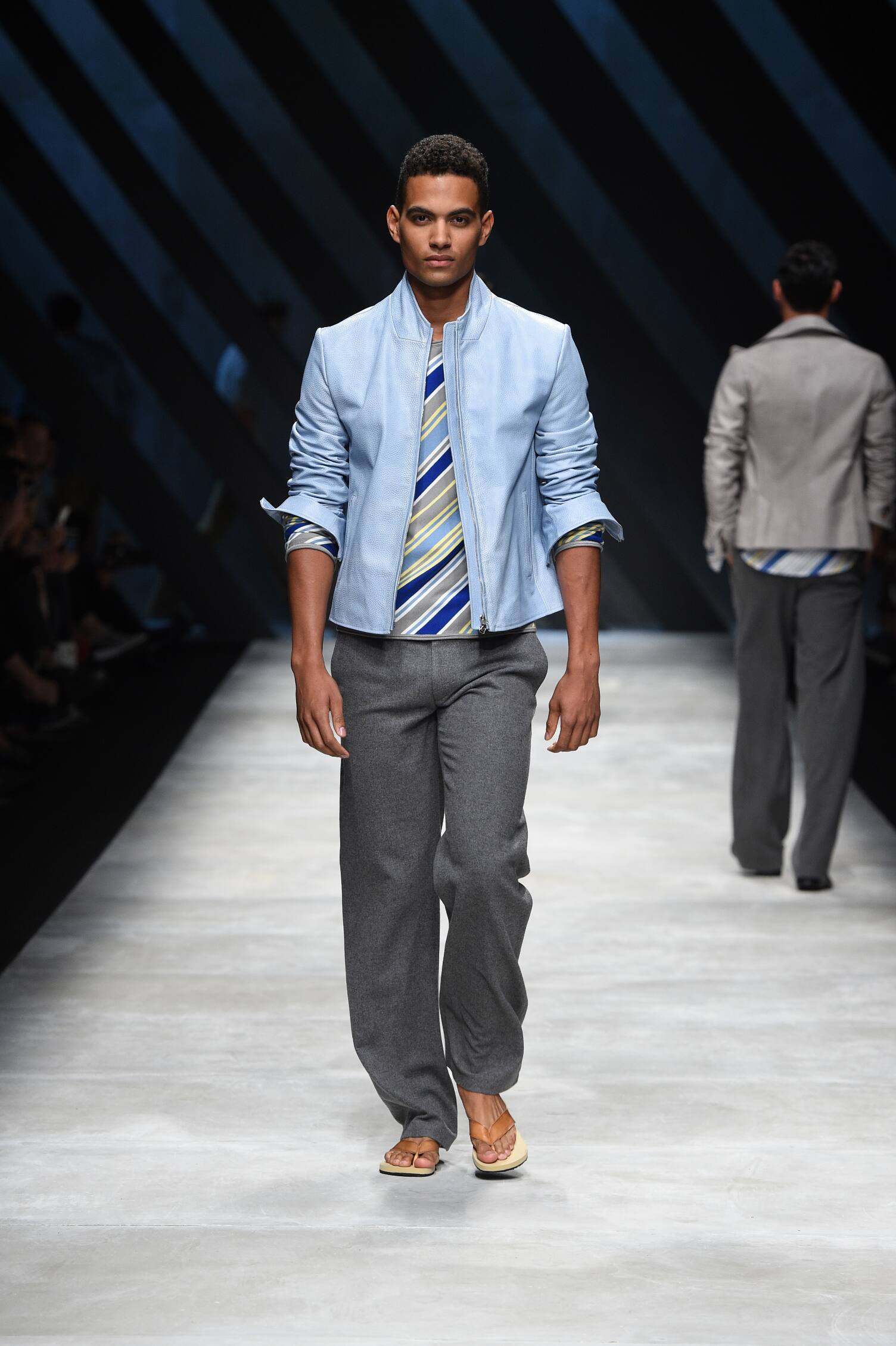 Fashion Show SS 2016 Ermanno Scervino Menswear
