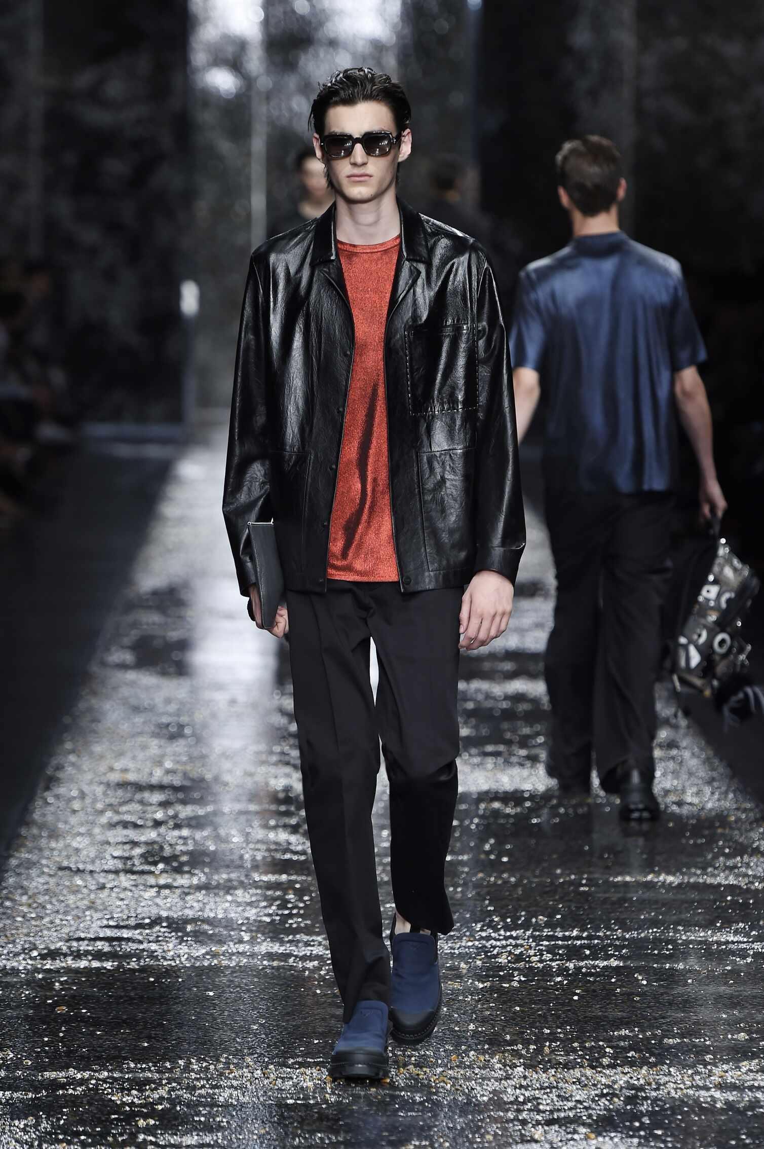 Fashion Show SS 2016 Fendi Menswear