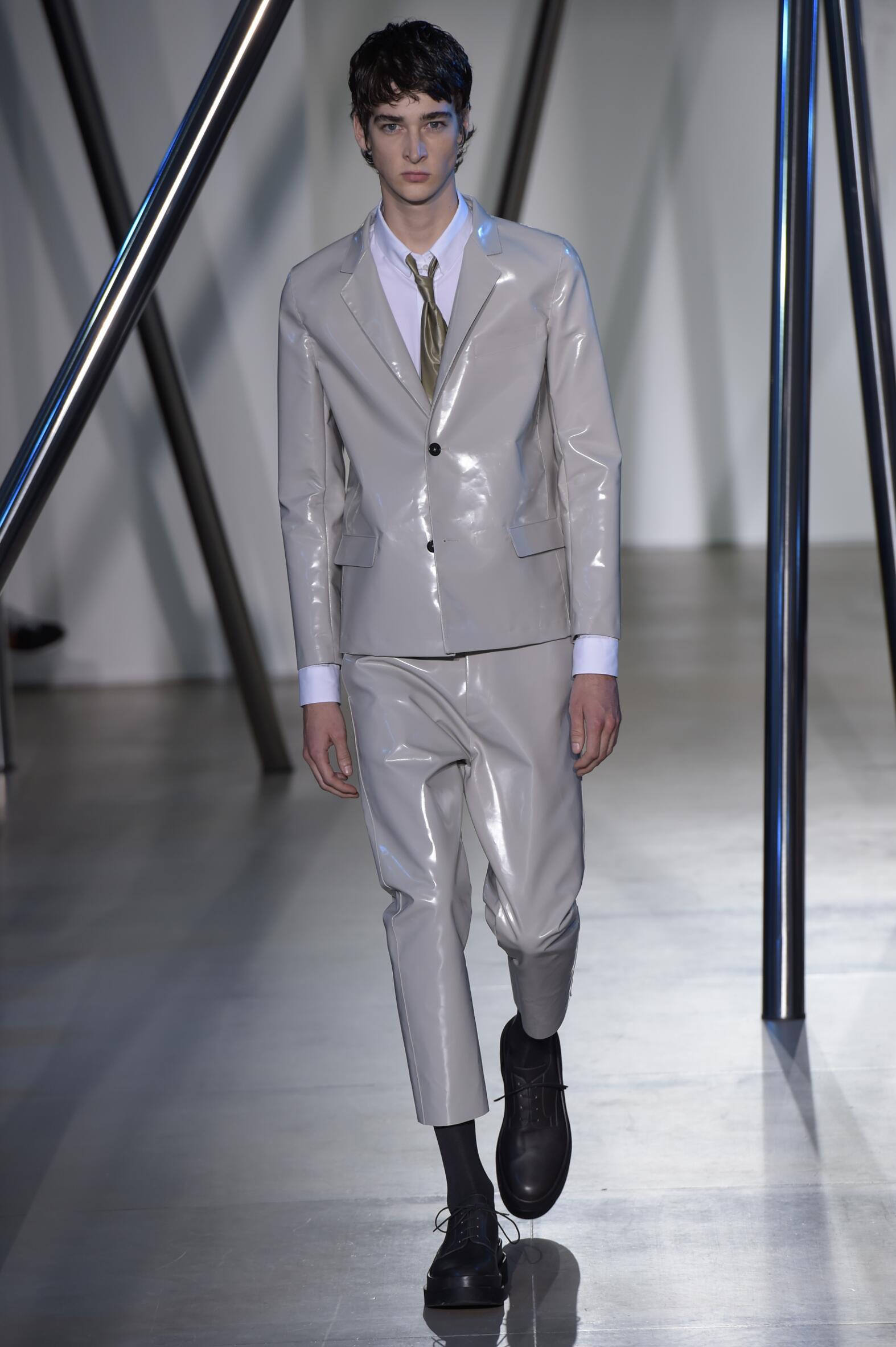 Fashion Show SS 2016 Jil Sander Menswear