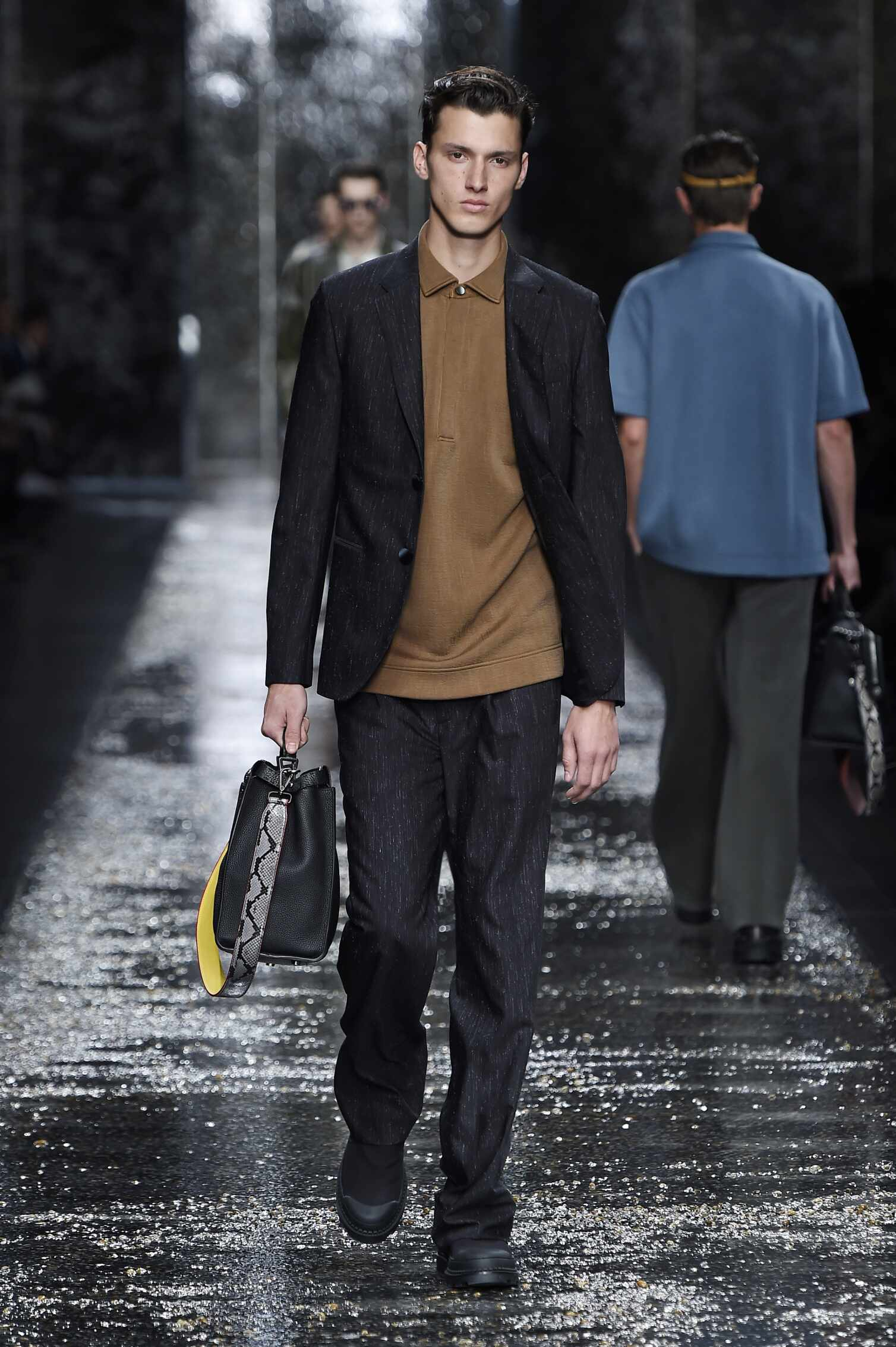 Fendi Collection Man 2016