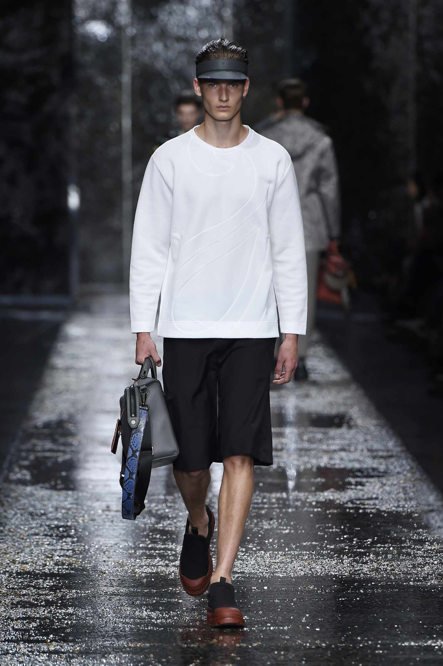 Fendi Collection Man Milan Fashion Week