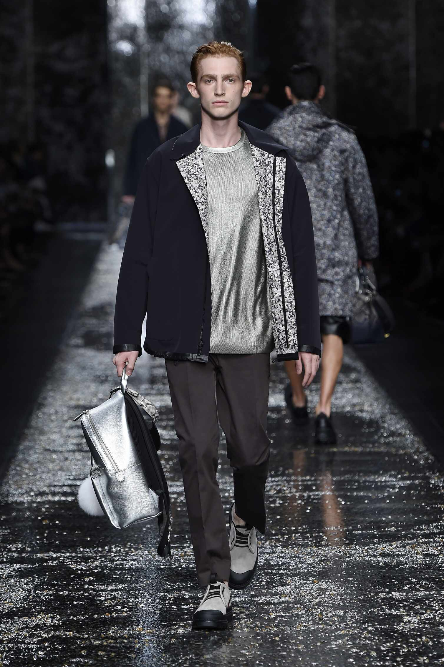 Fendi Men's Collection 2016