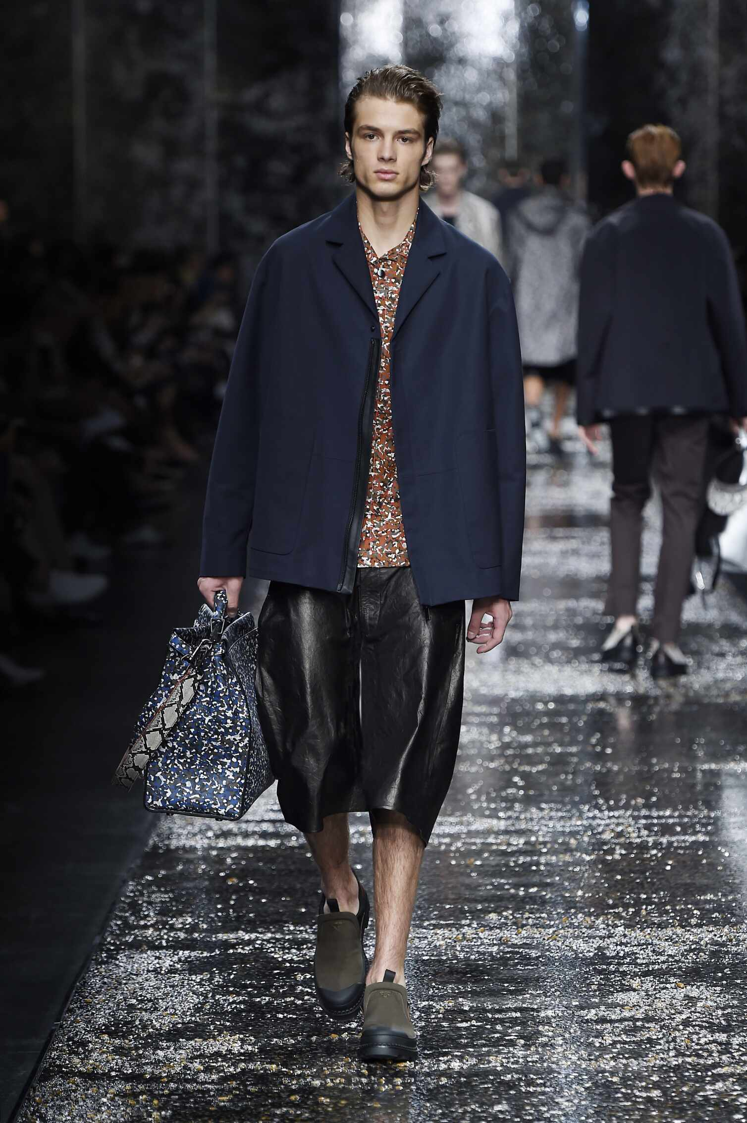 Fendi Spring Summer 2016 Mens Collection Milan Fashion Week