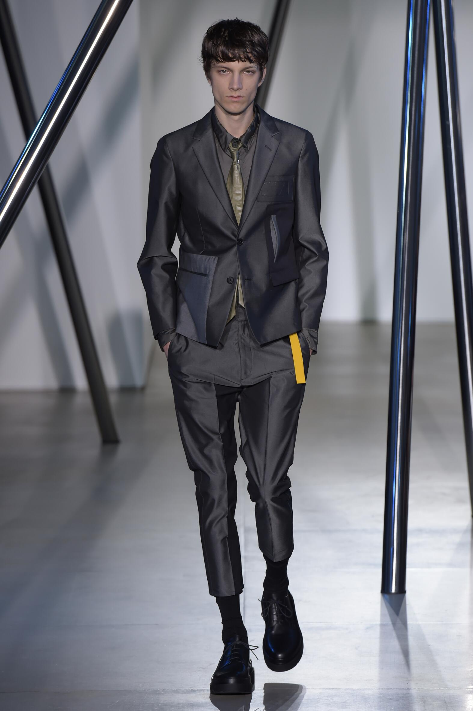 Jil Sander Collection Man 2016