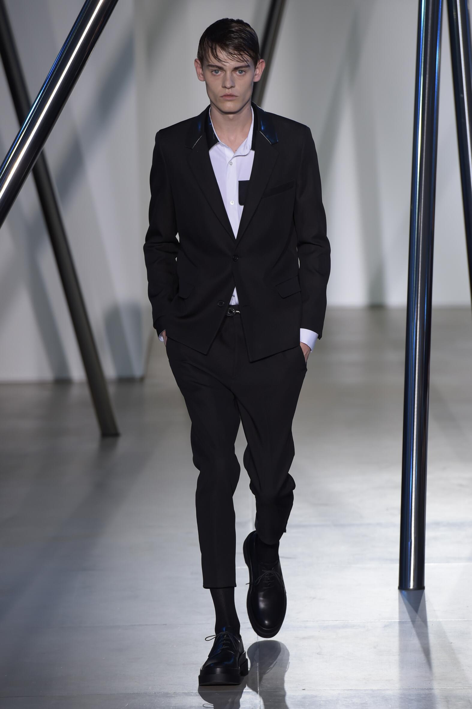 Jil Sander Collection Man Milan Fashion Week