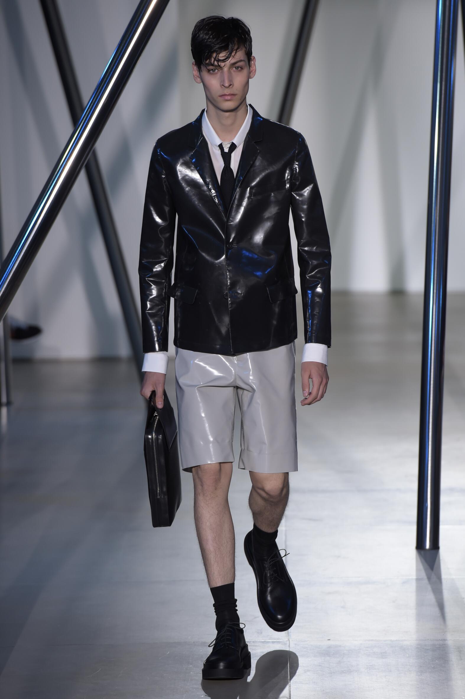 Jil Sander Collection Men Style
