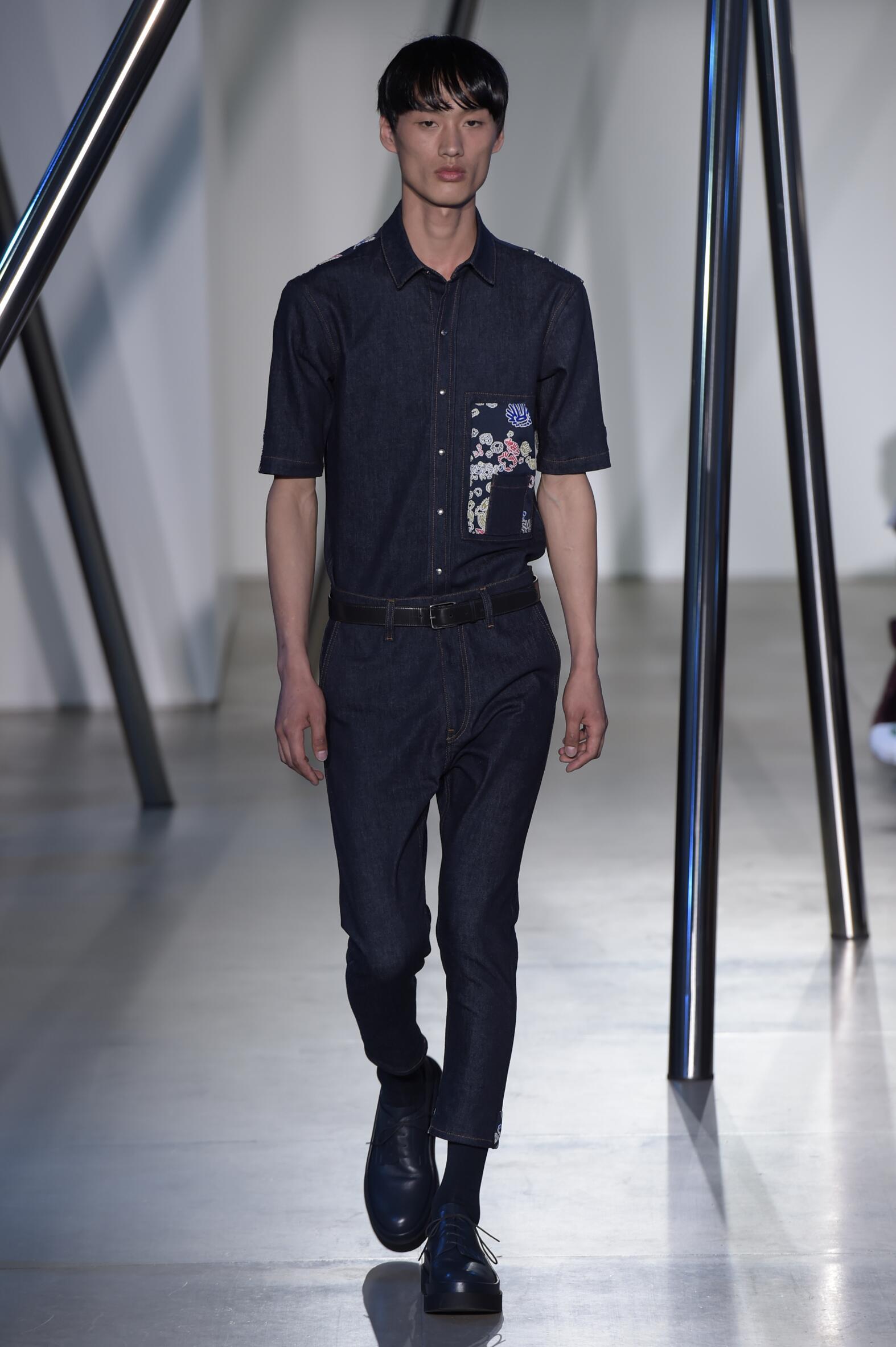 Jil Sander Spring Summer 2016 Mens Collection Milan Fashion Week