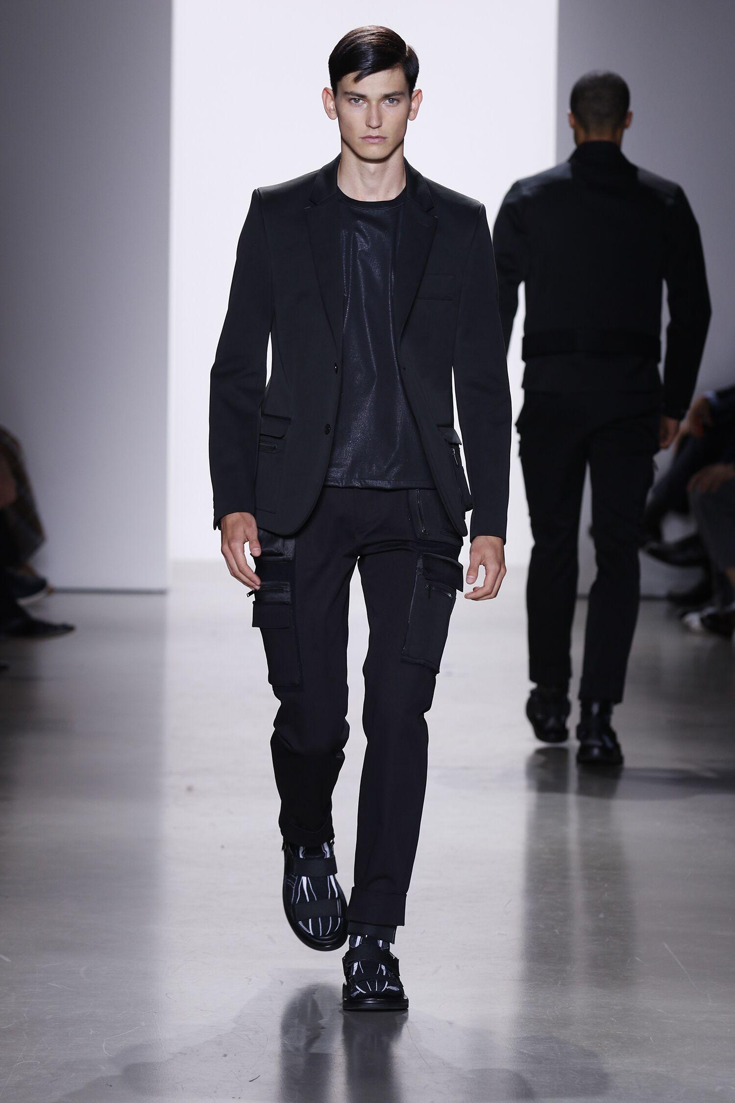 Man Style Calvin Klein Collection