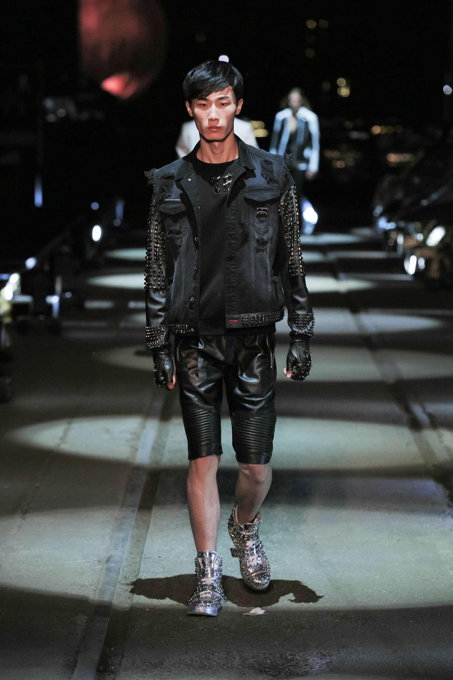 Philipp Plein Collection Fashion Show SS 2016