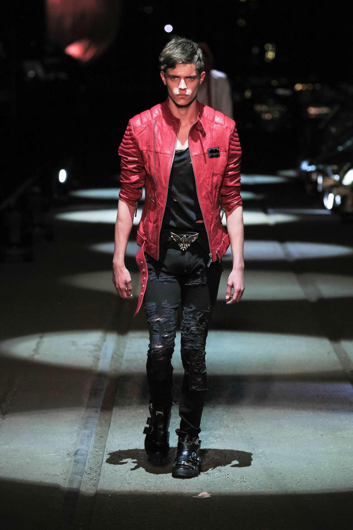 Philipp Plein Collection Man Milan Fashion Week