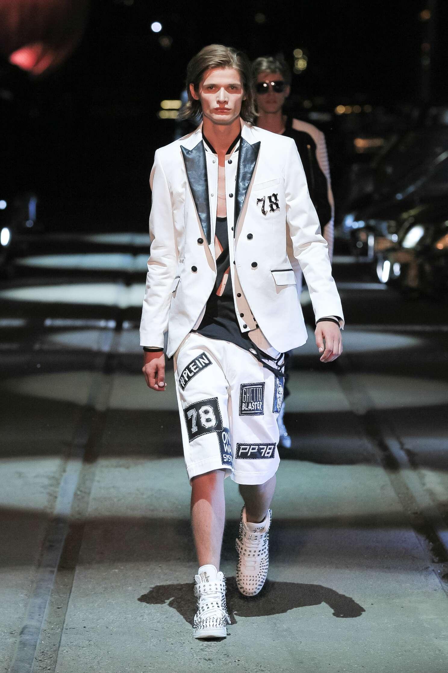Philipp Plein Collection Milan Fashion Week Menswear