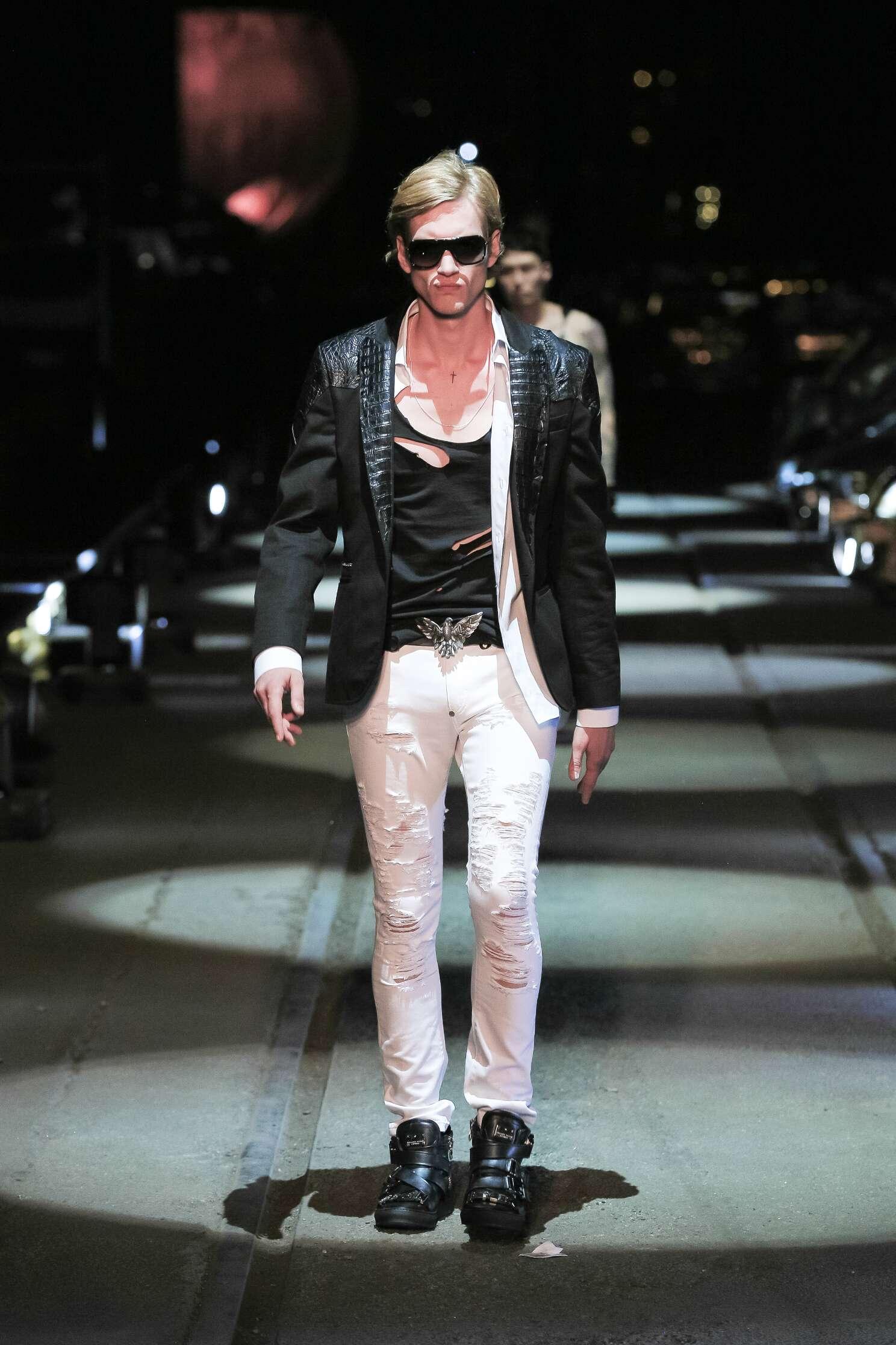 Philipp Plein Collection Milan Fashion Week